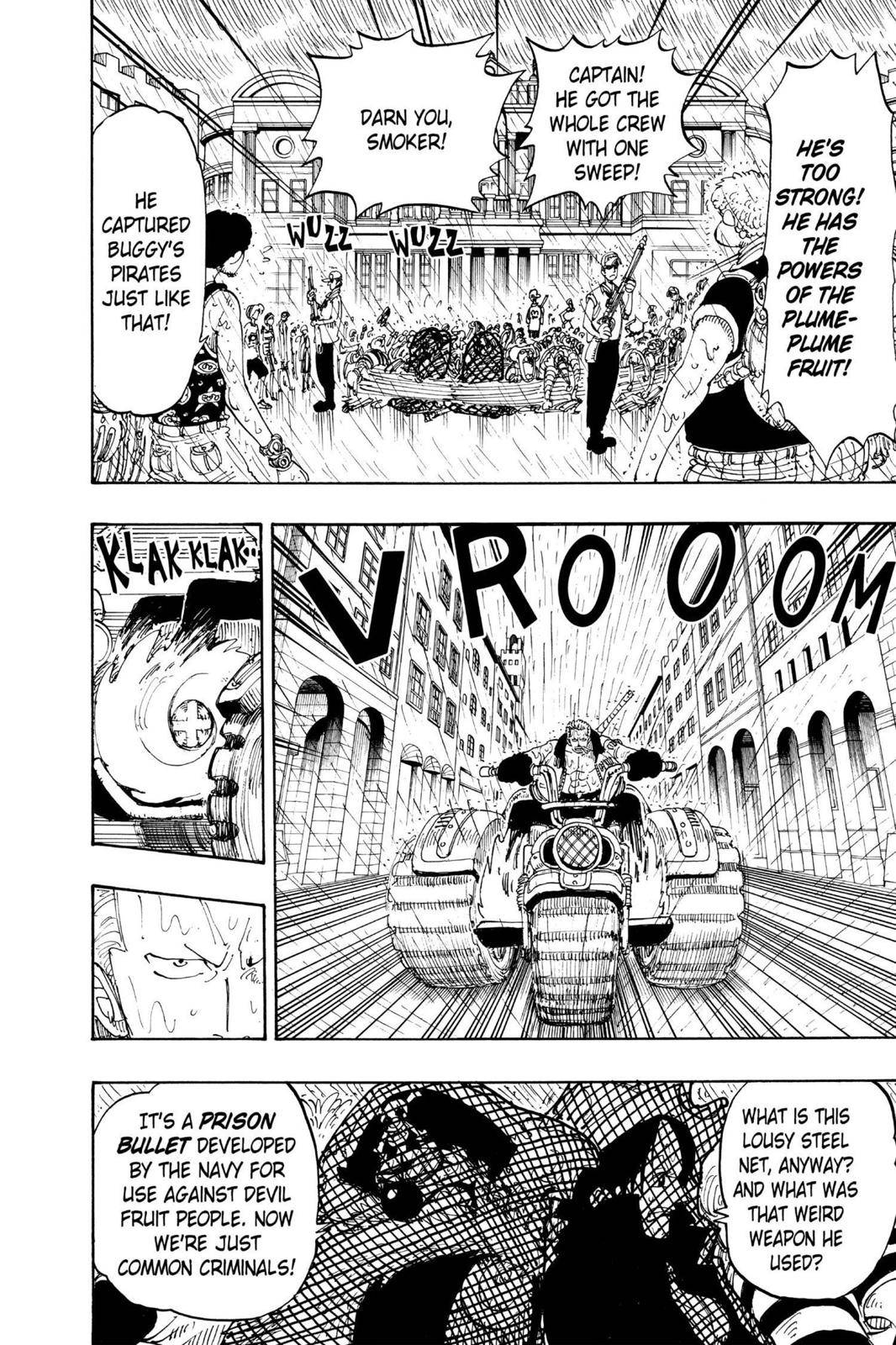 One Piece Chapter 100 Page 14