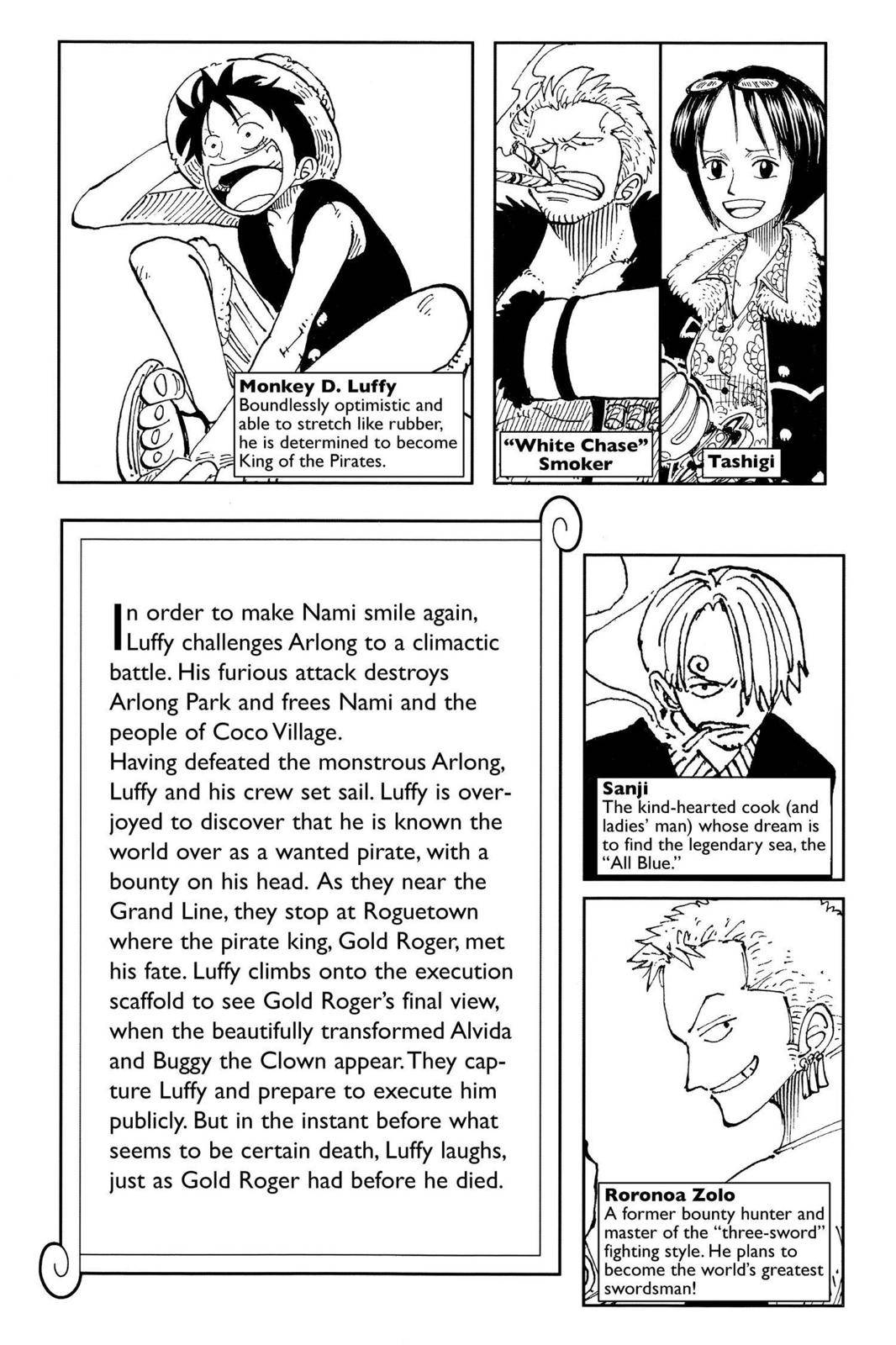 One Piece Chapter 100 Page 6