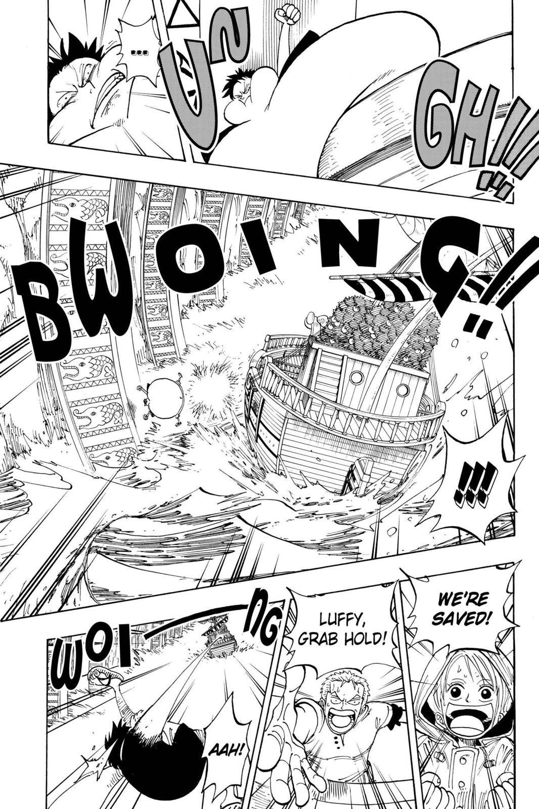 One Piece Chapter 101 Page 16