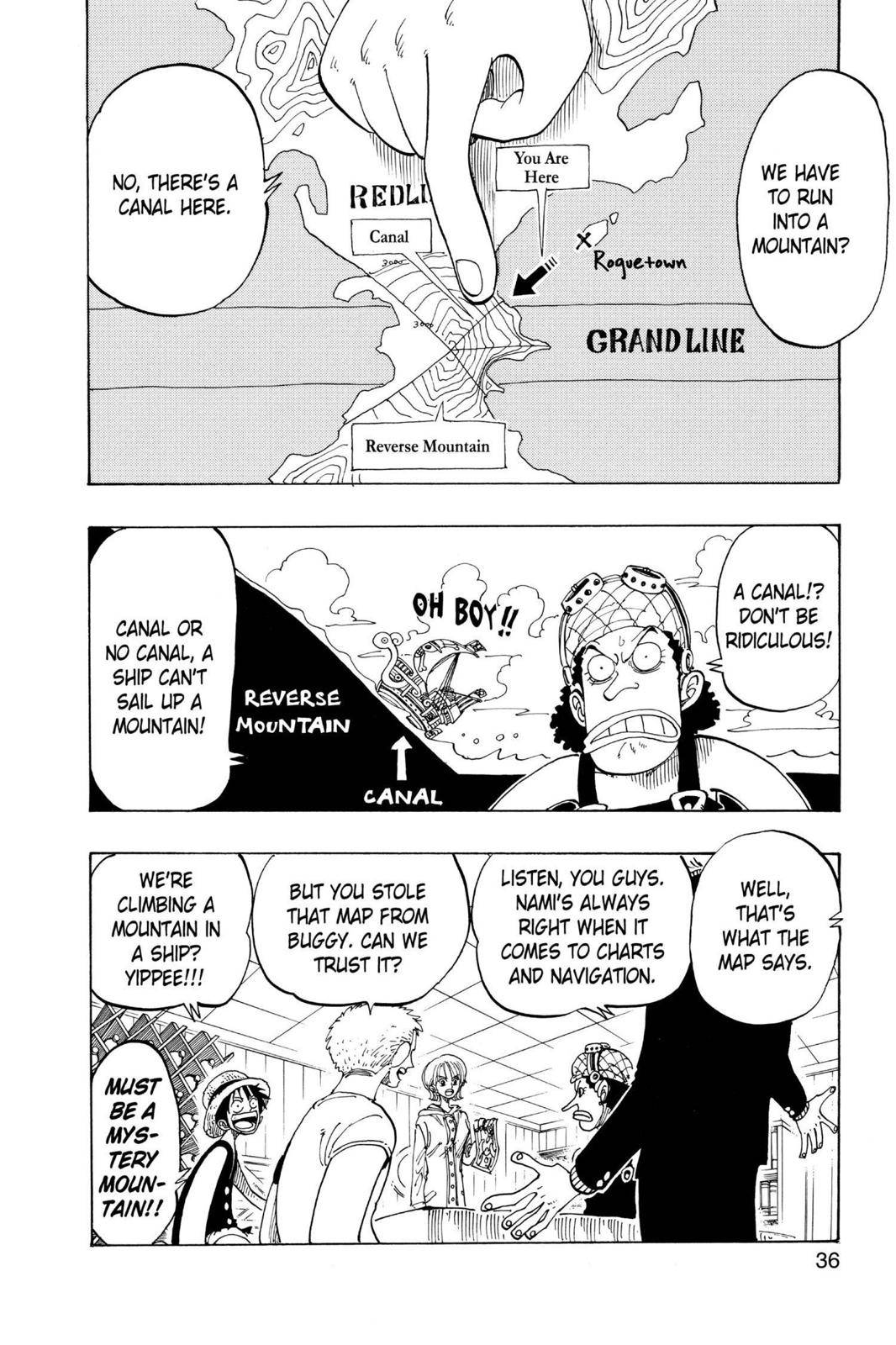One Piece Chapter 101 Page 4