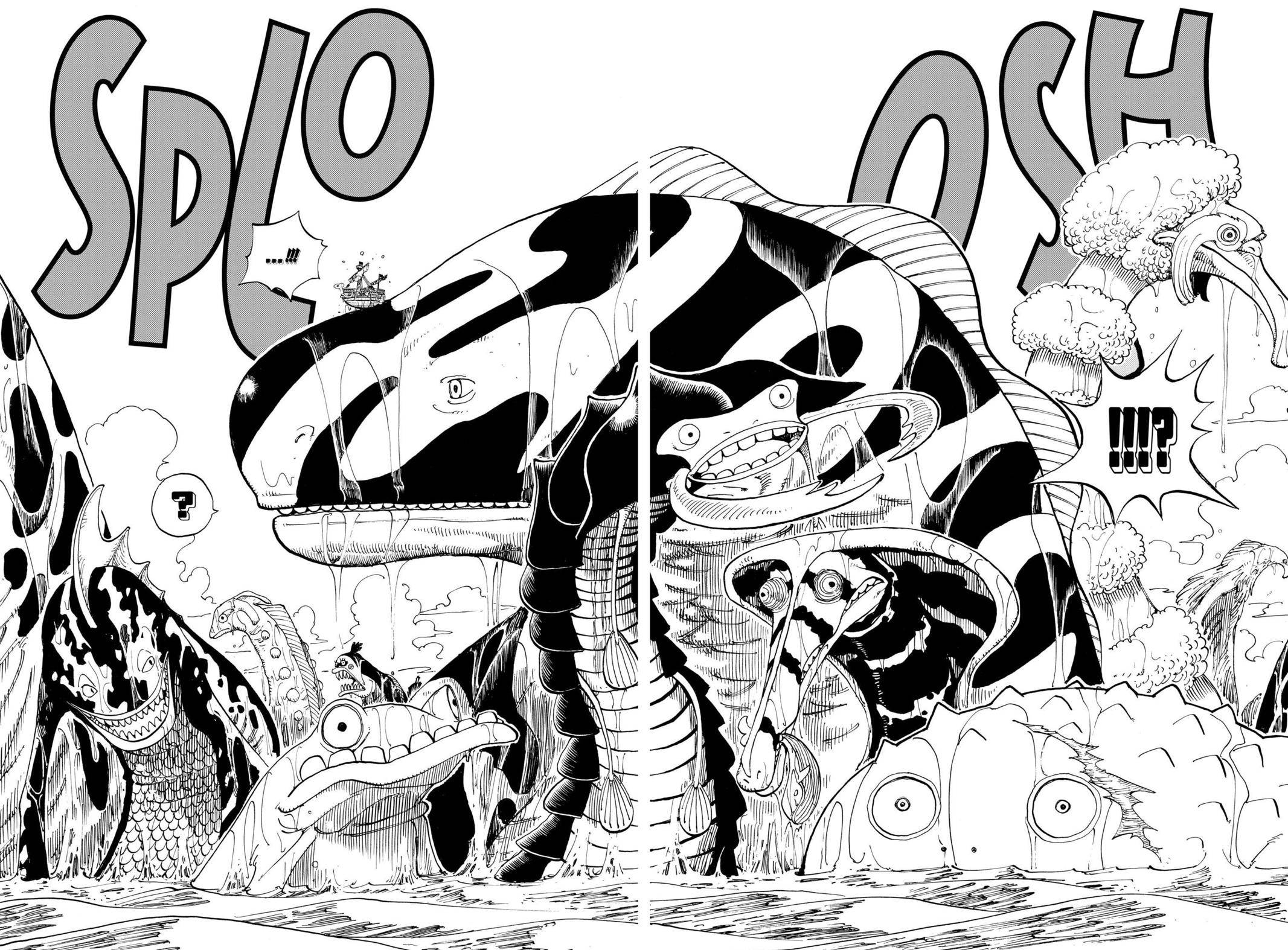 One Piece Chapter 101 Page 8