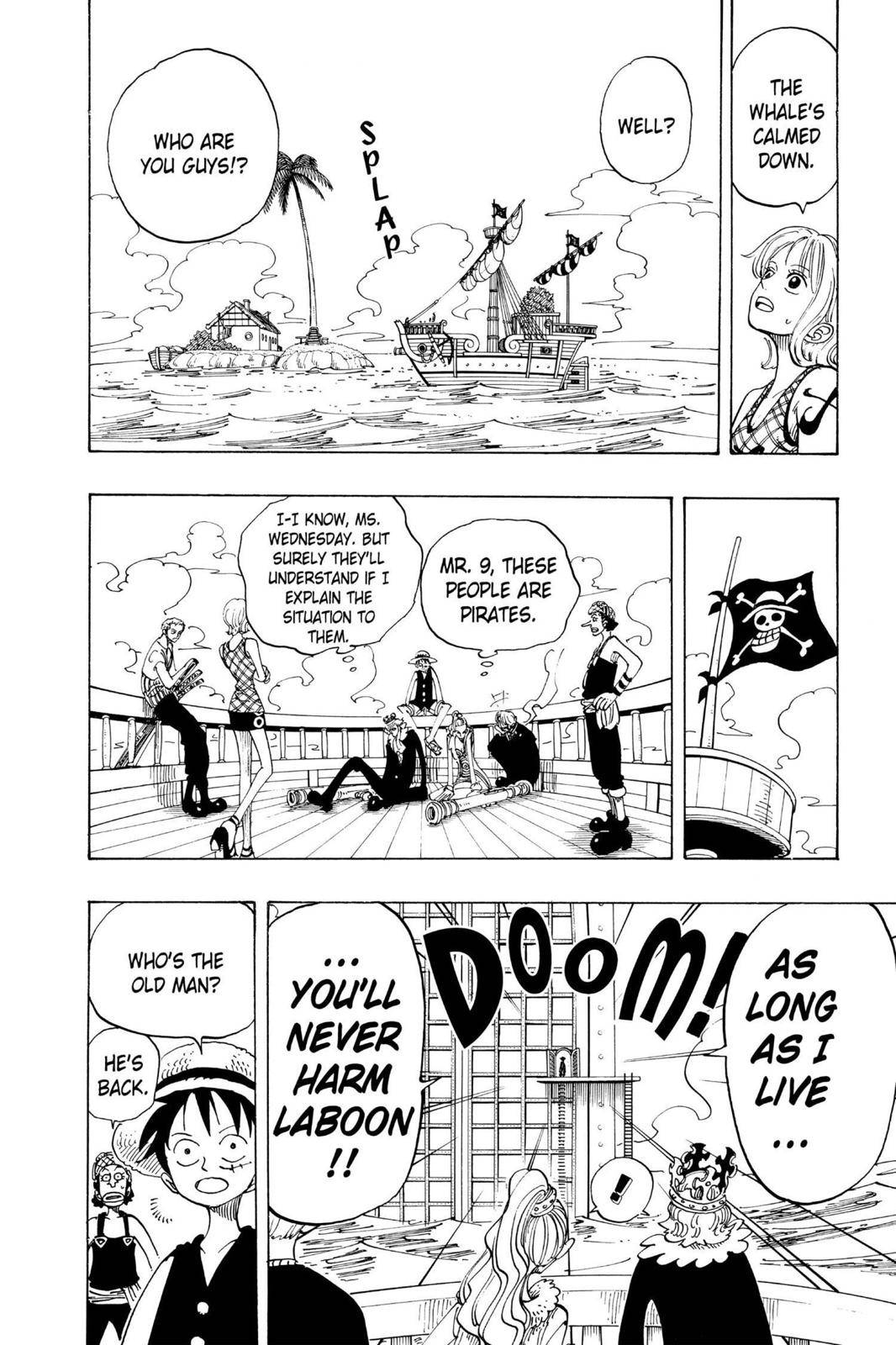 One Piece Chapter 103 Page 15