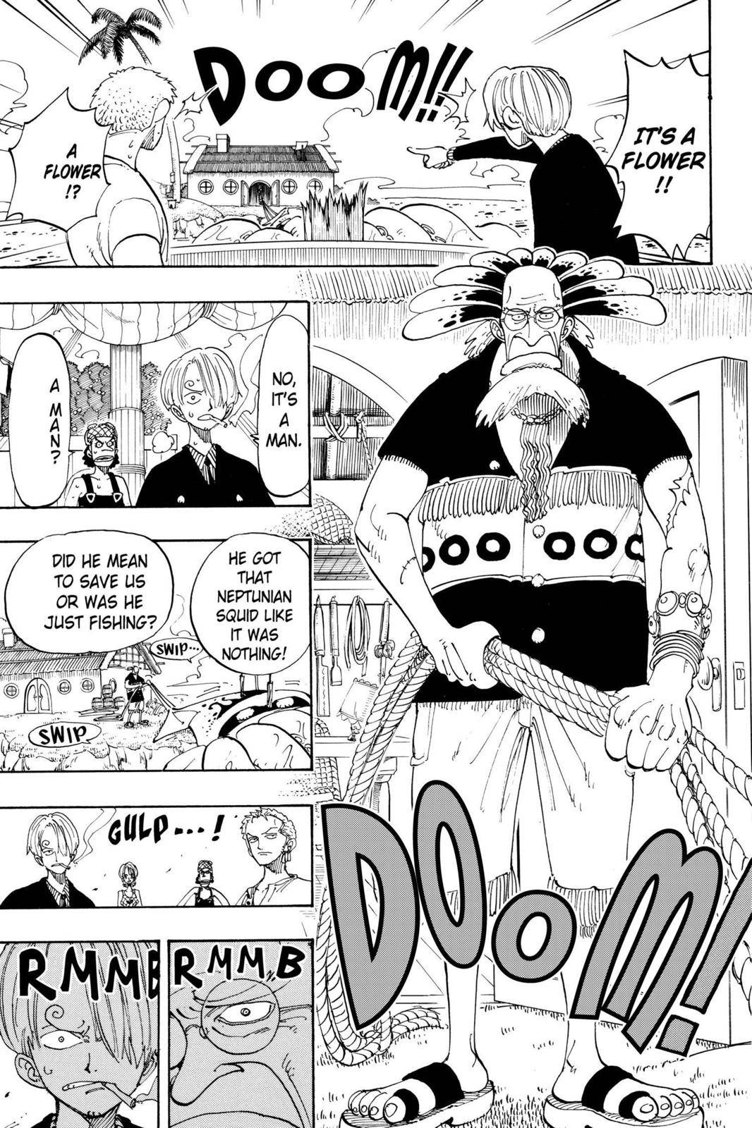 One Piece Chapter 103 Page 2