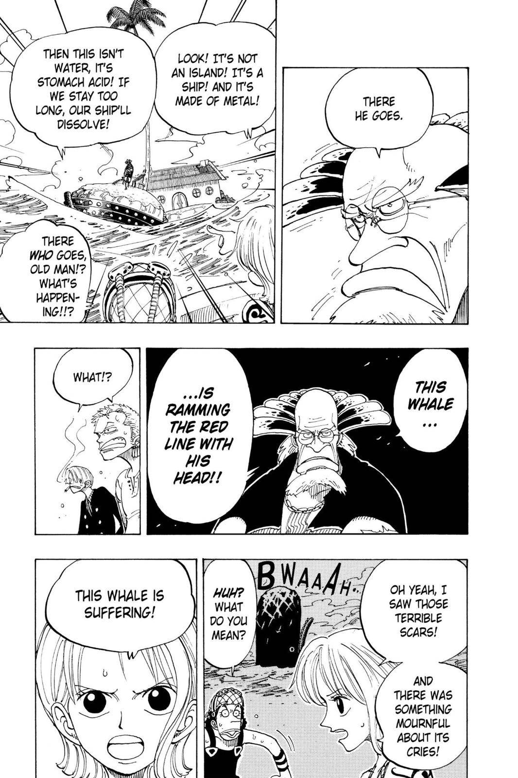 One Piece Chapter 103 Page 6