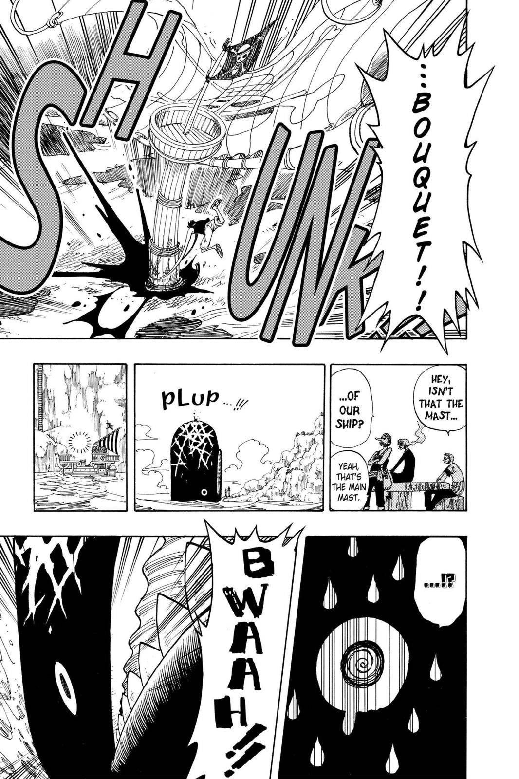 One Piece Chapter 104 Page 13