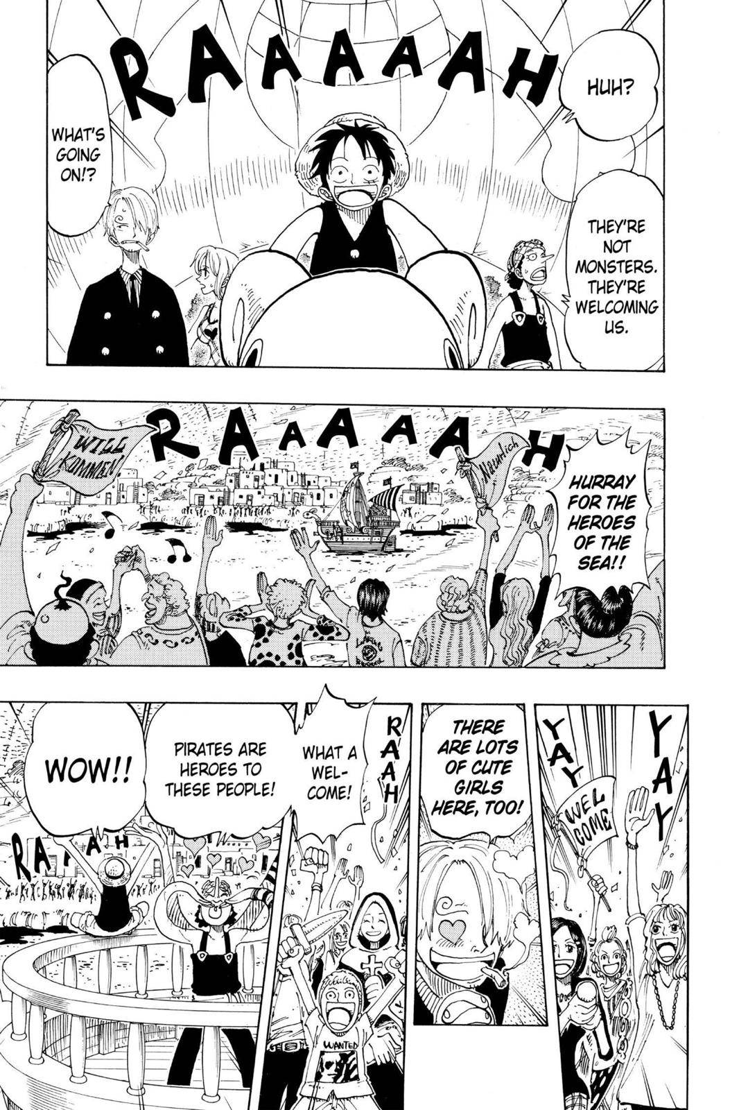 One Piece Chapter 106 Page 17