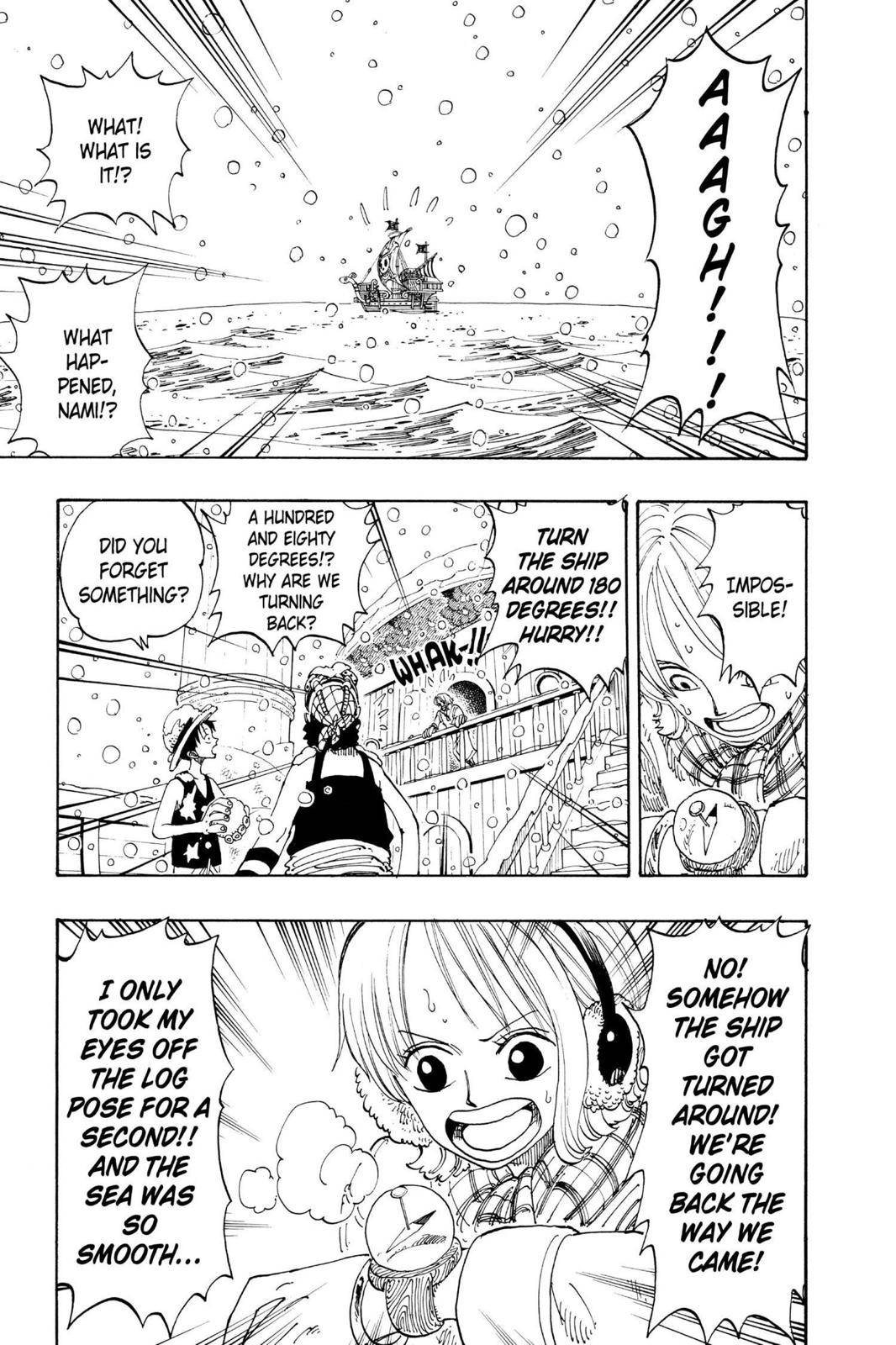 One Piece Chapter 106 Page 5
