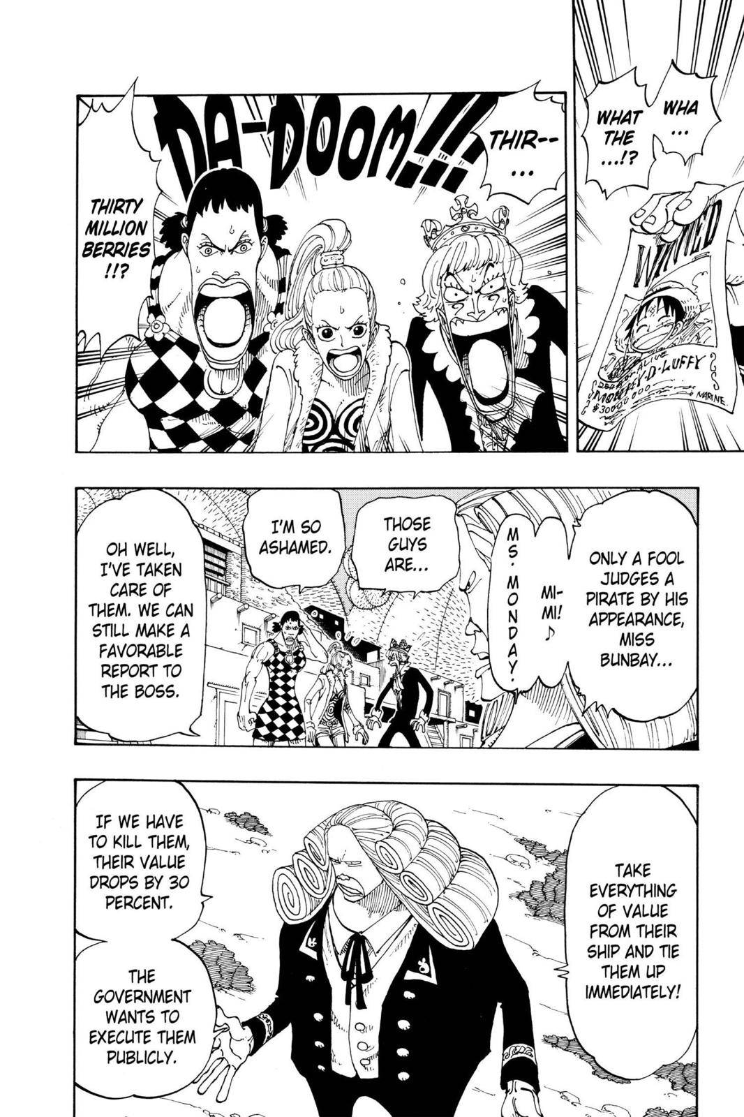 One Piece Chapter 107 Page 10