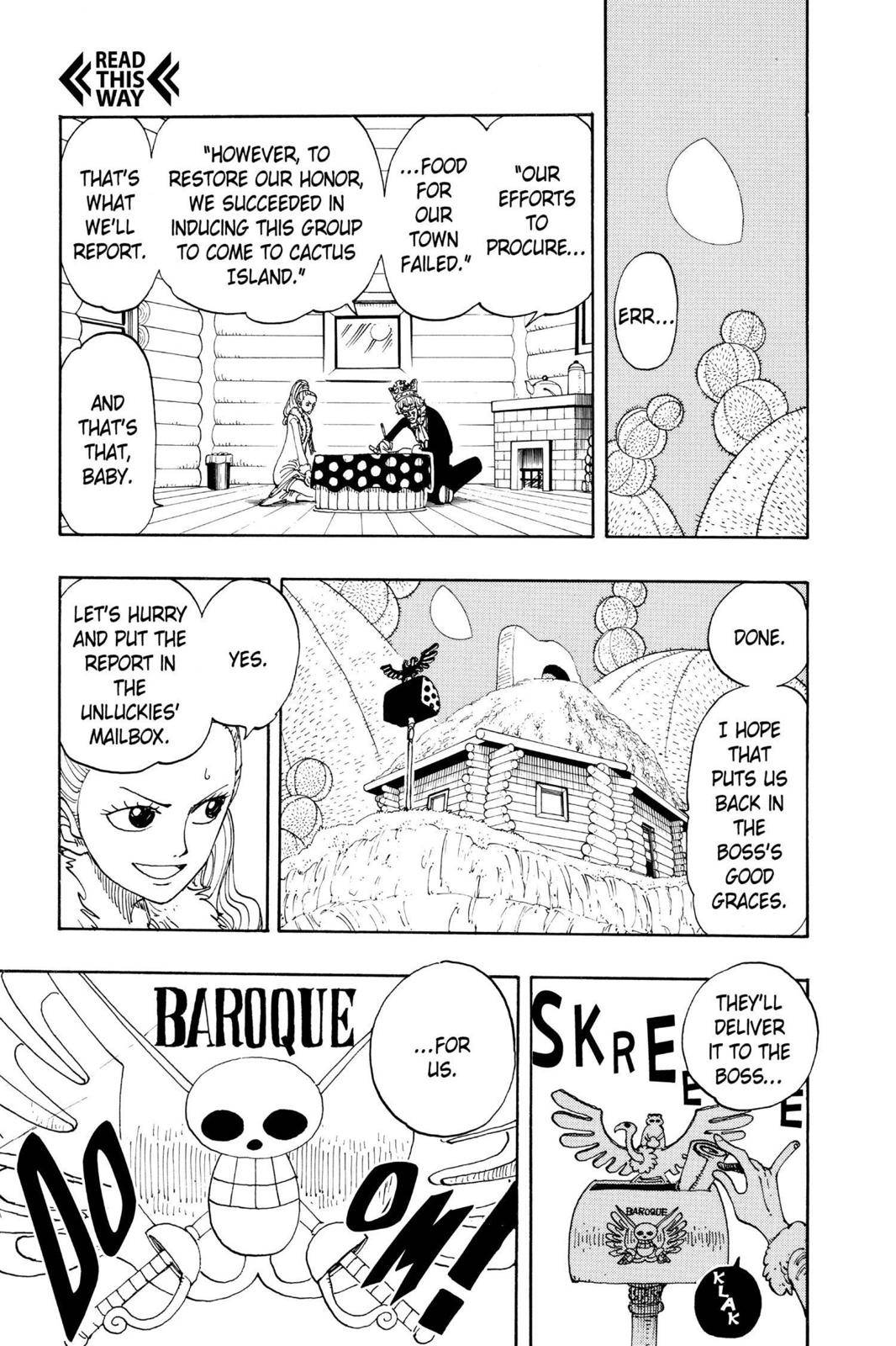 One Piece Chapter 107 Page 5