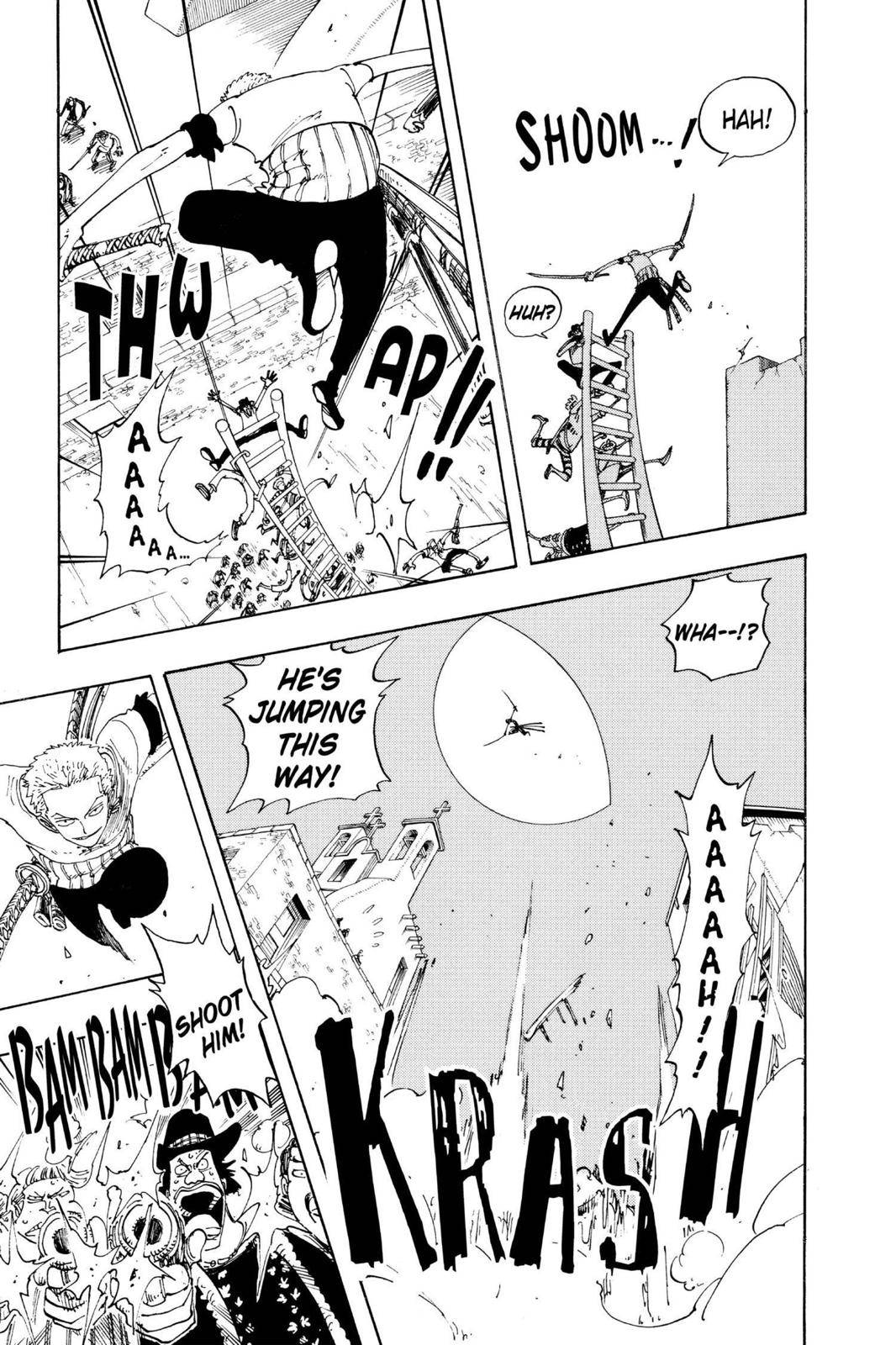 One Piece Chapter 108 Page 13