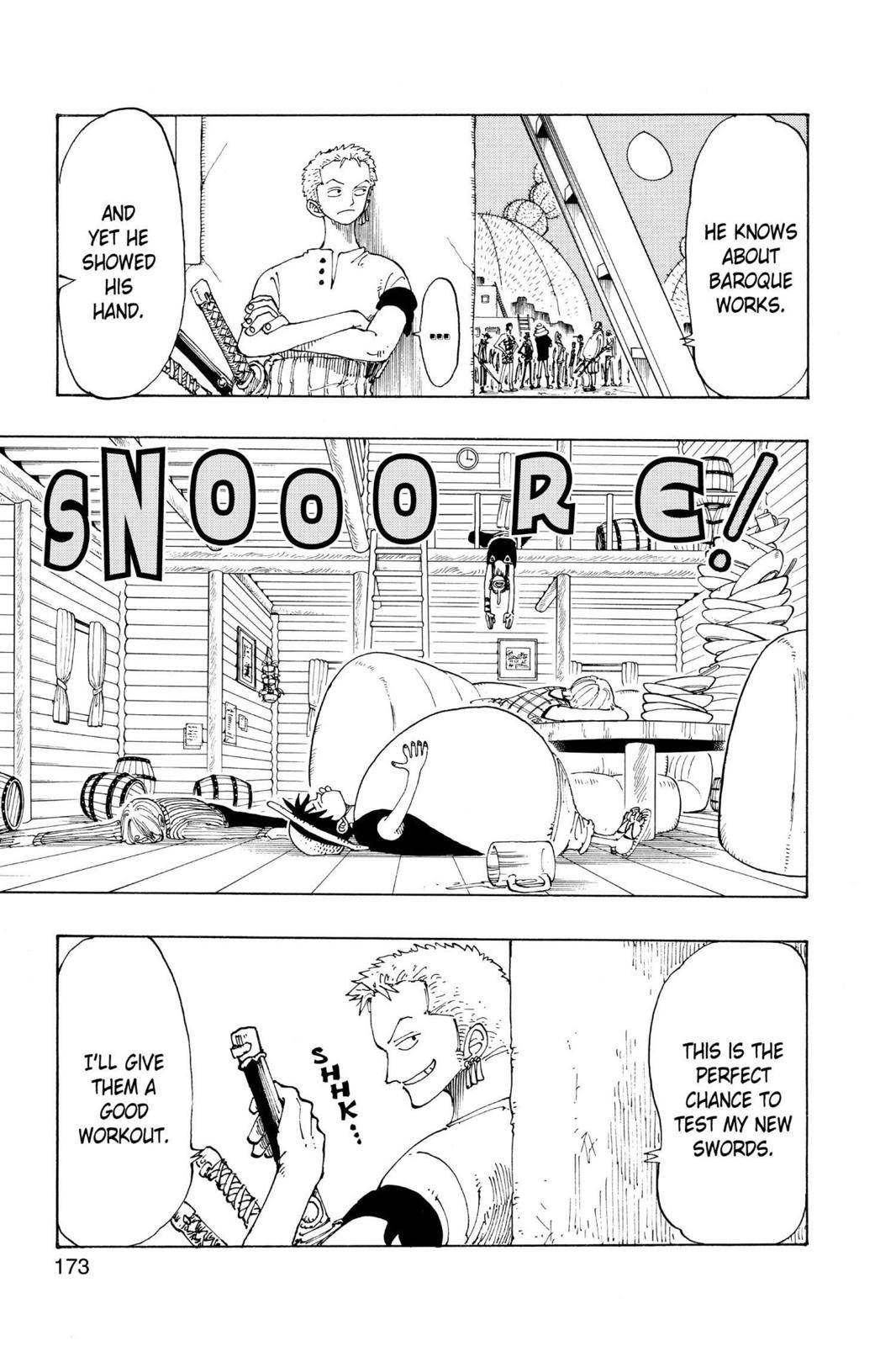 One Piece Chapter 108 Page 3