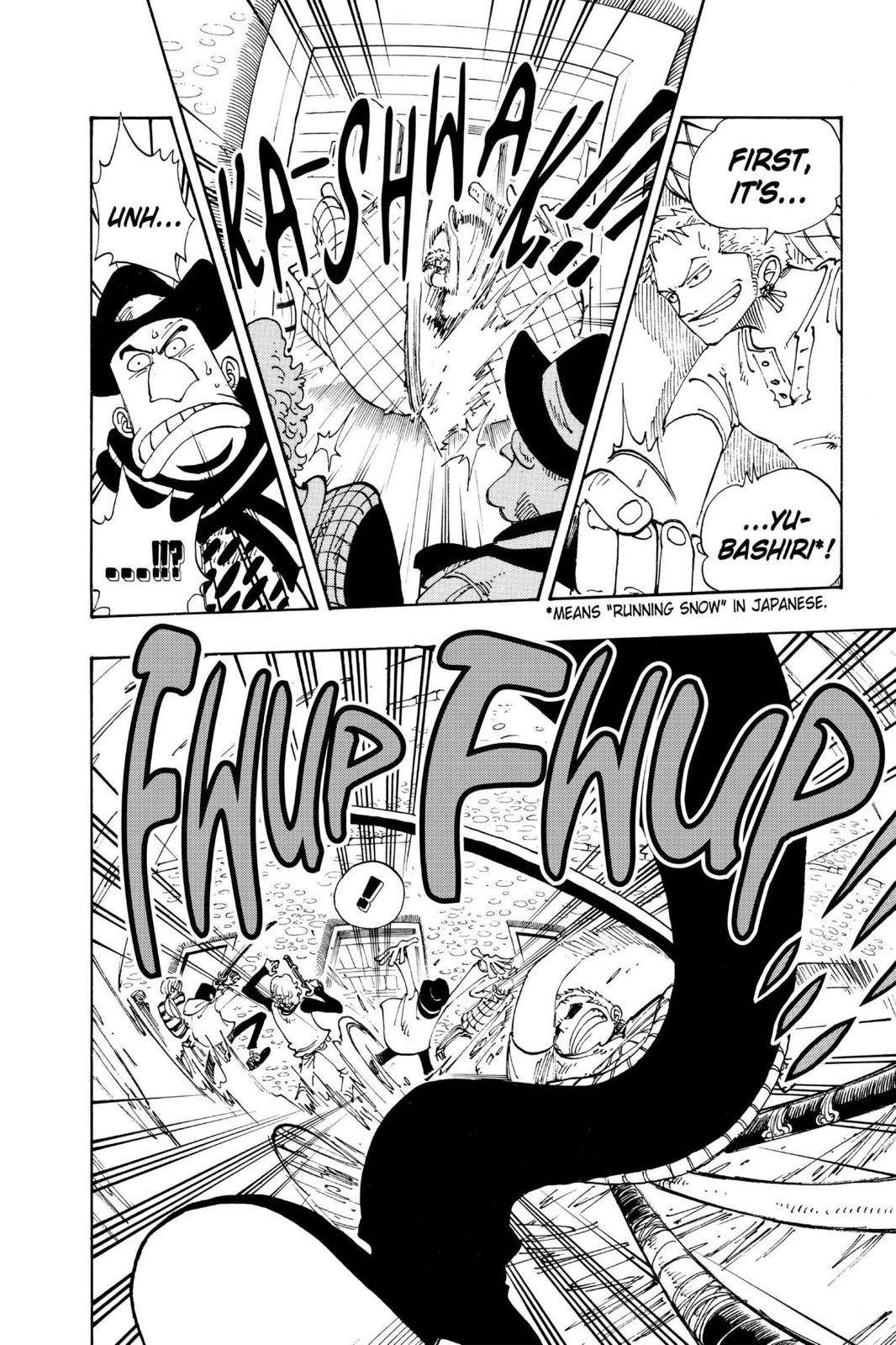 One Piece Chapter 108 Page 6