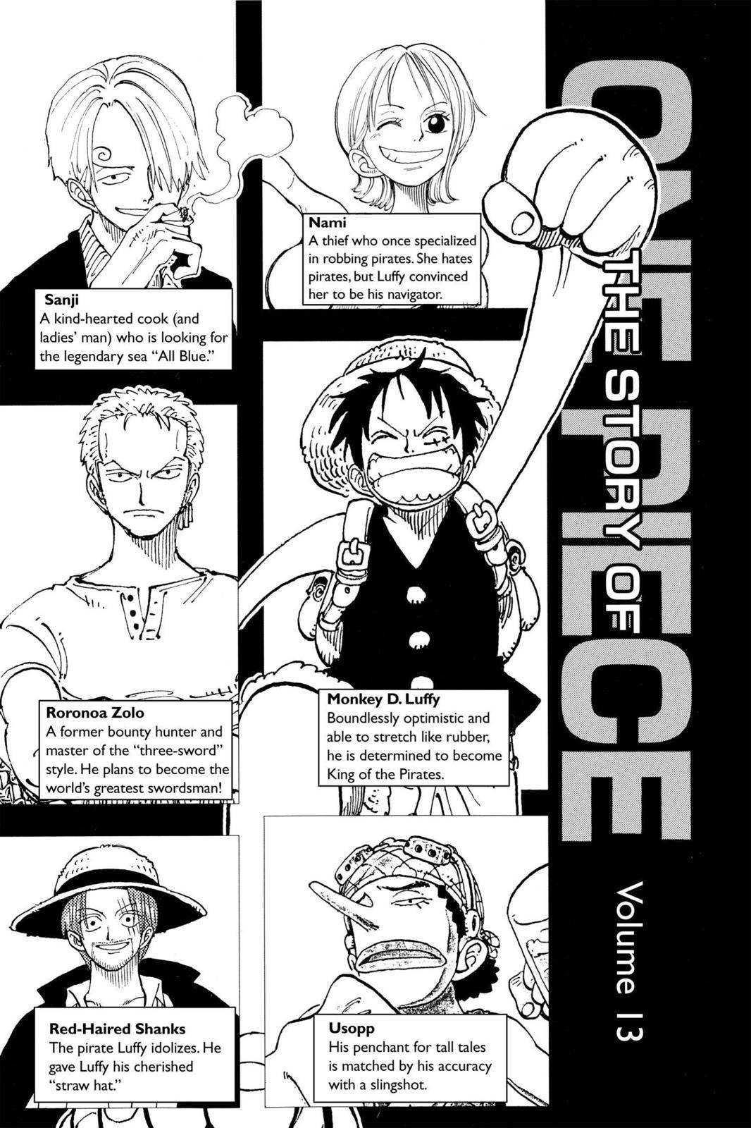 One Piece Chapter 109 Page 5