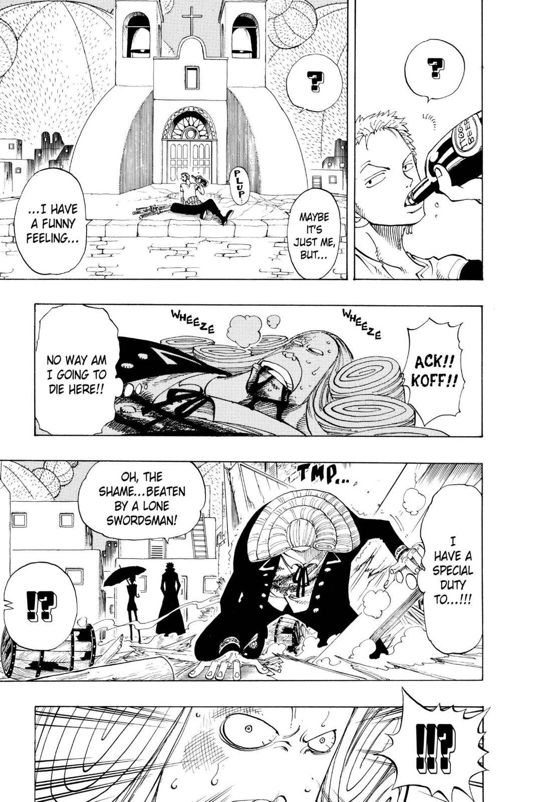 One Piece Chapter 110 Page 7