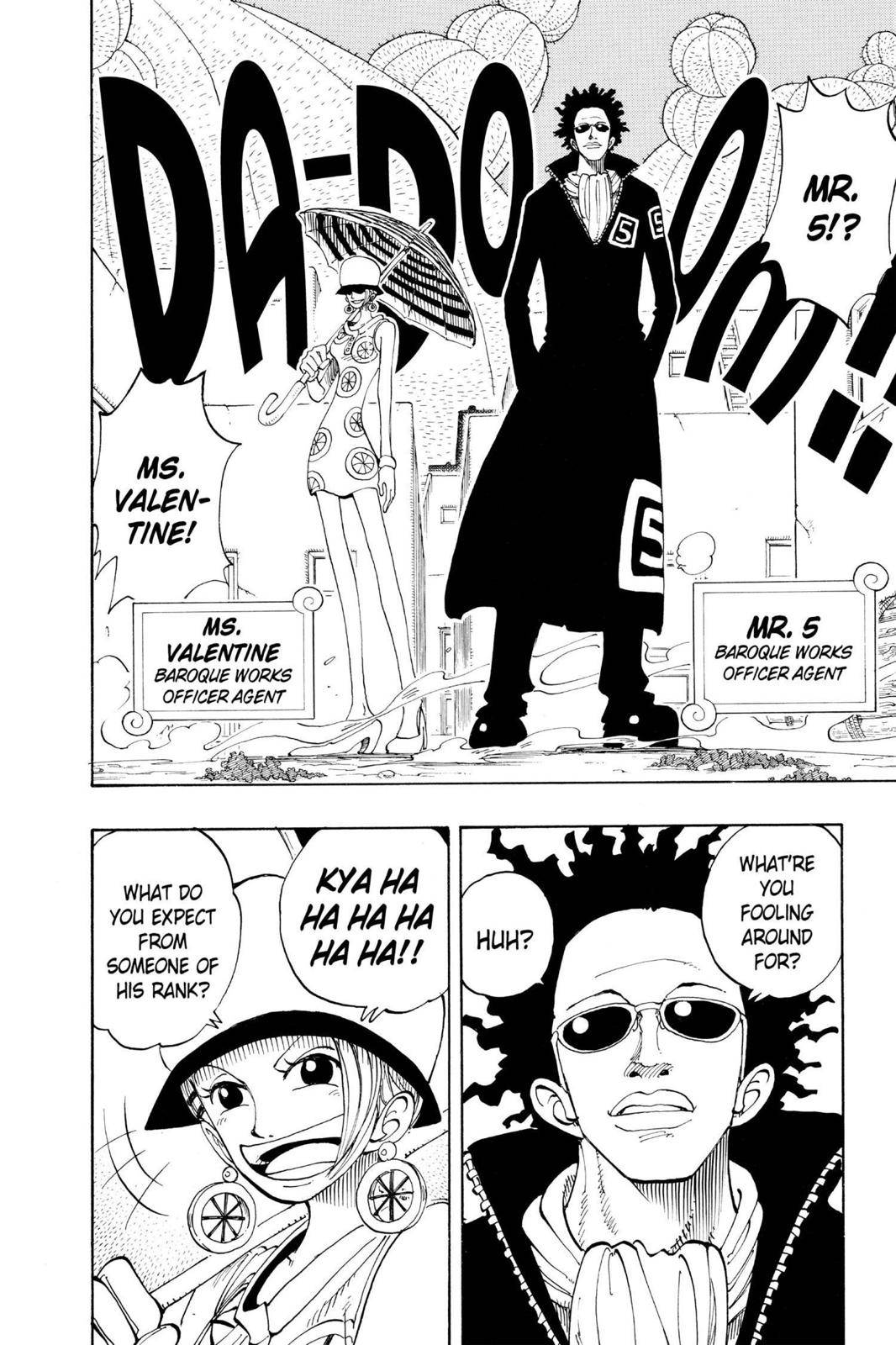One Piece Chapter 110 Page 8