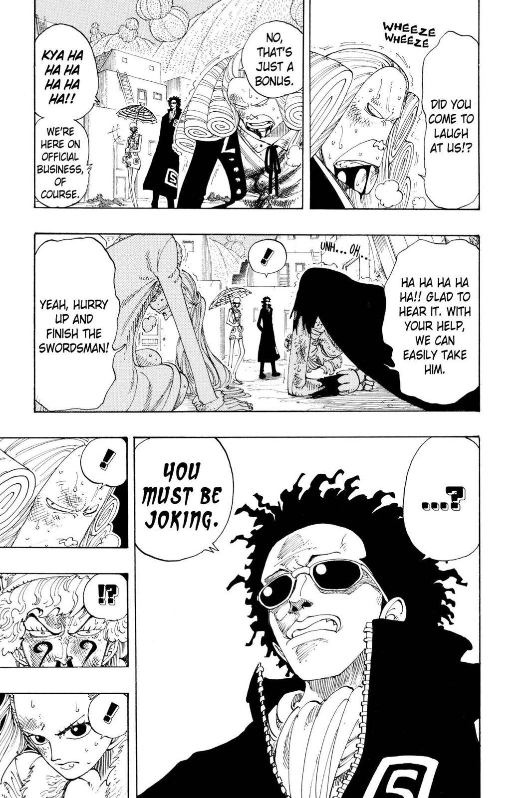 One Piece Chapter 110 Page 9