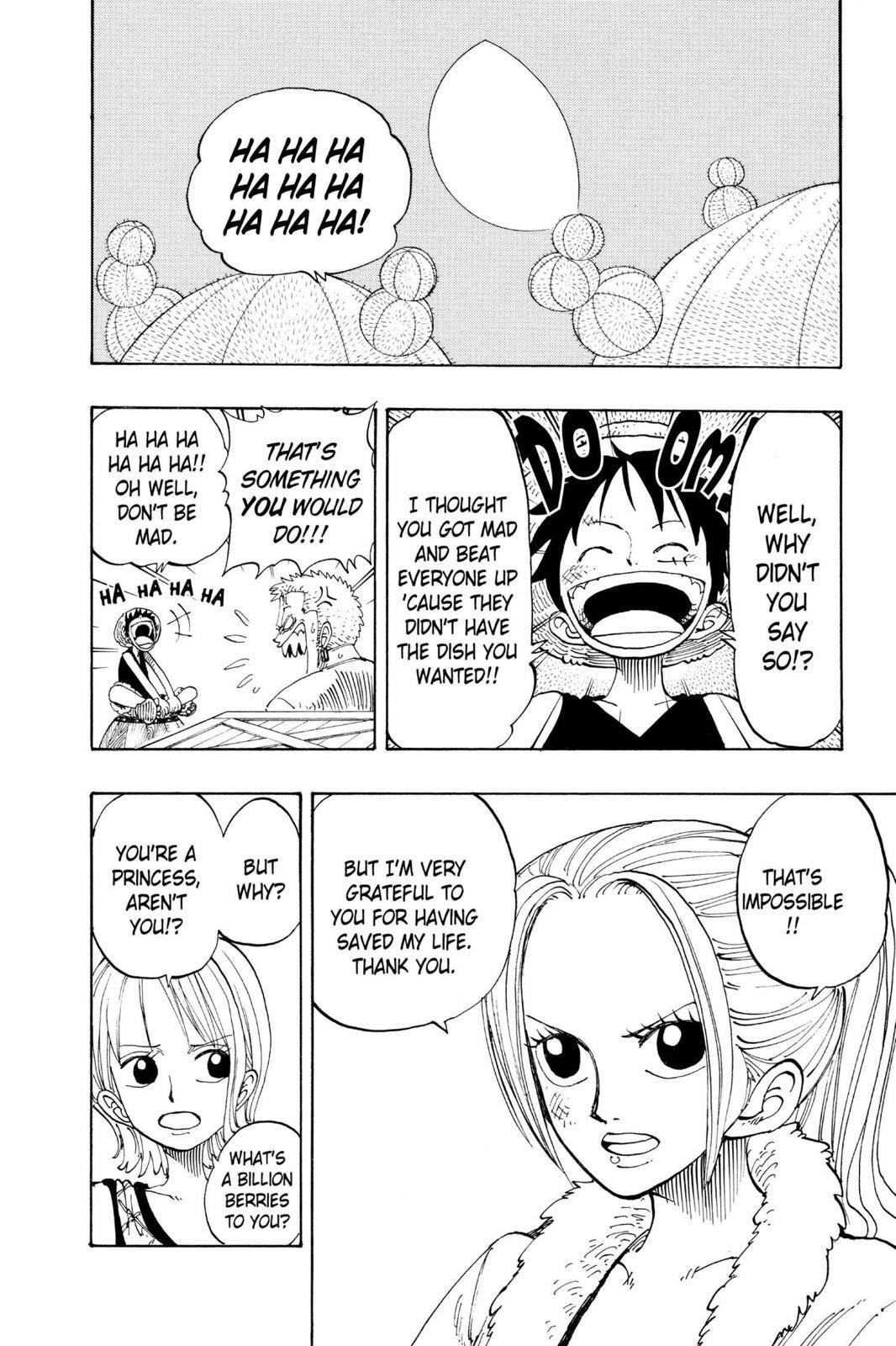 One Piece Chapter 113 Page 6