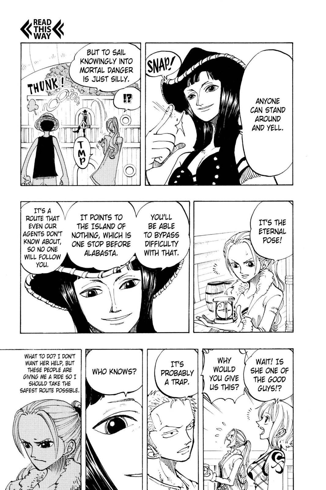 One Piece Chapter 114 Page 15
