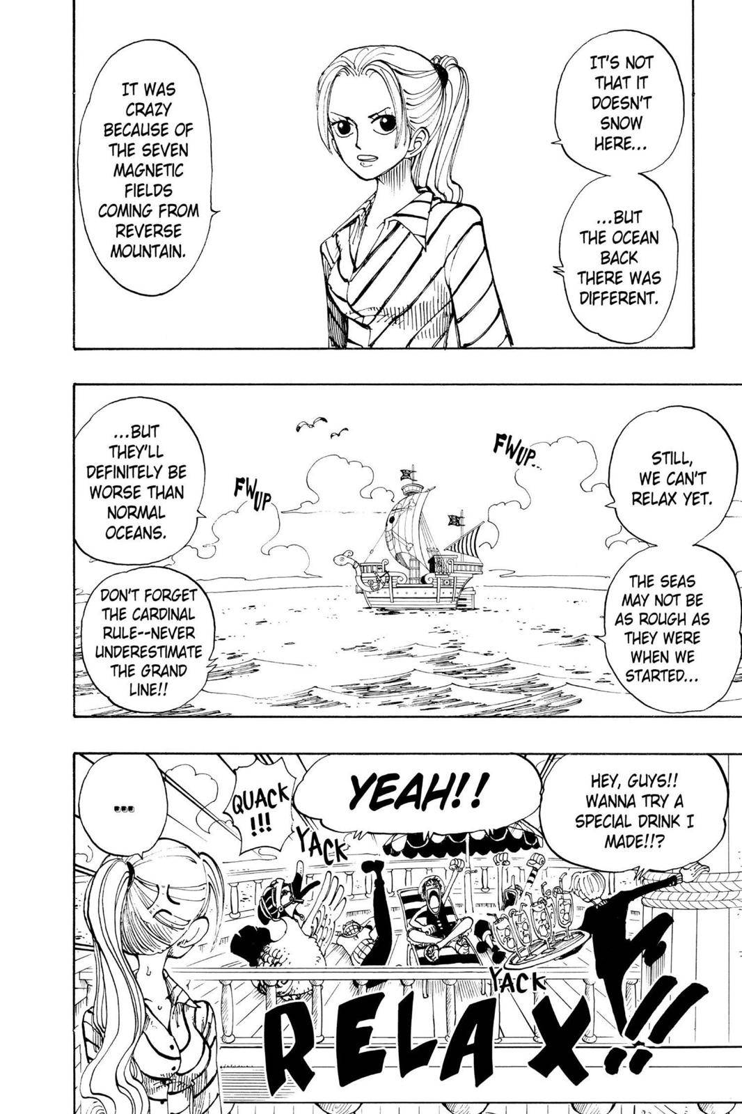 One Piece Chapter 115 Page 2