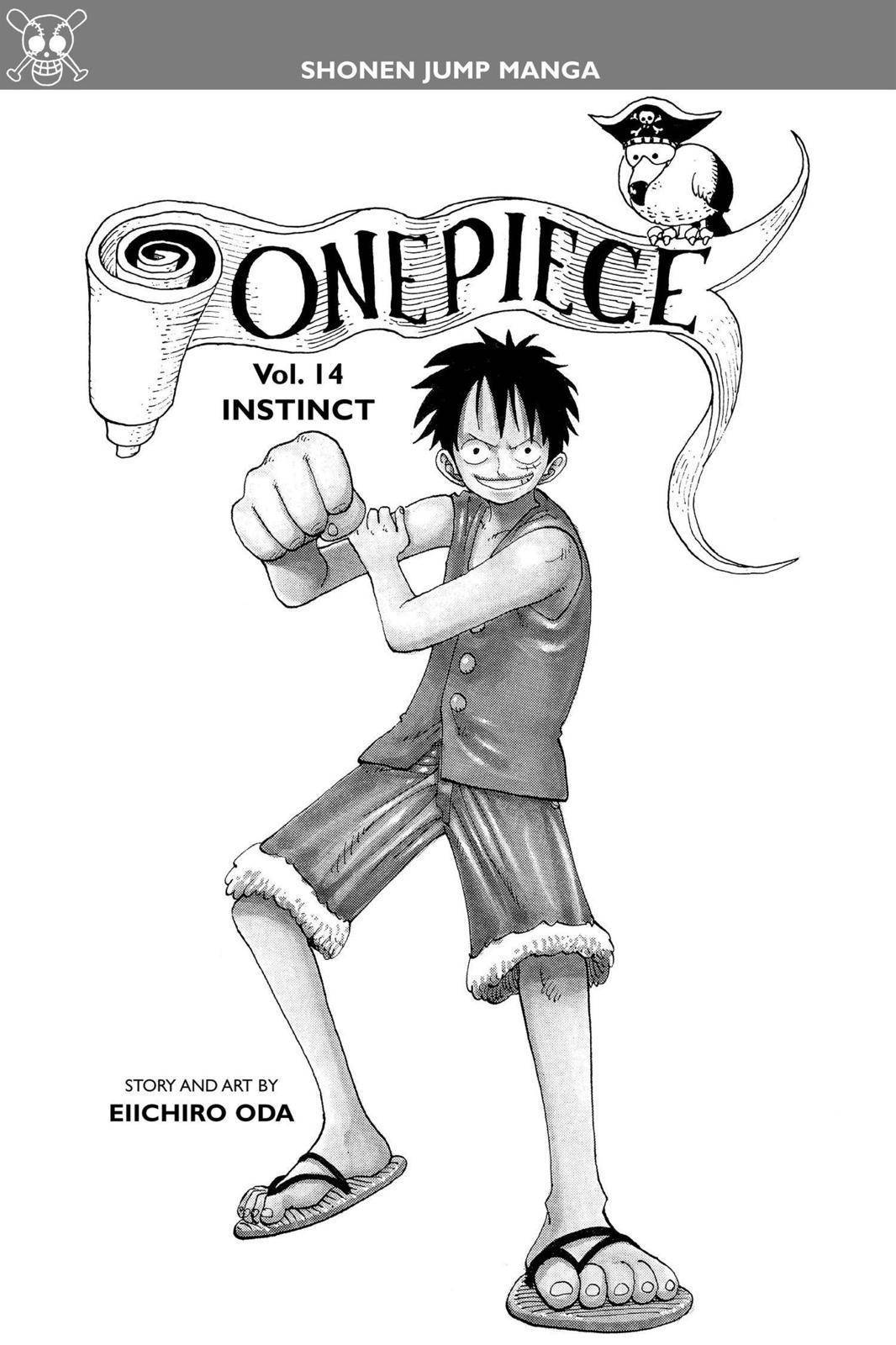One Piece Chapter 118 Page 4