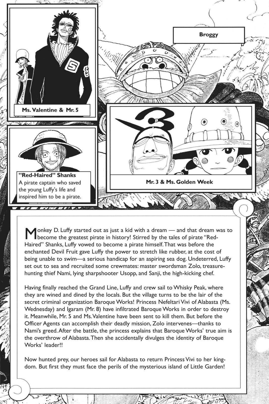 One Piece Chapter 118 Page 6