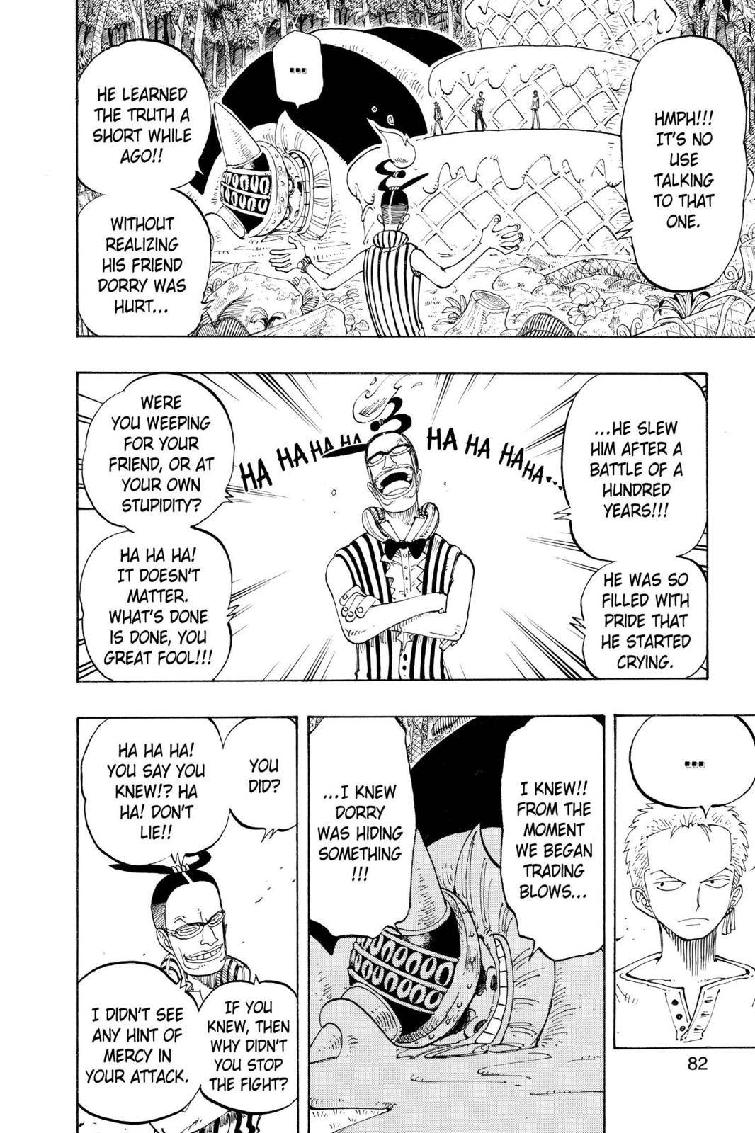 One Piece Chapter 121 Page 16