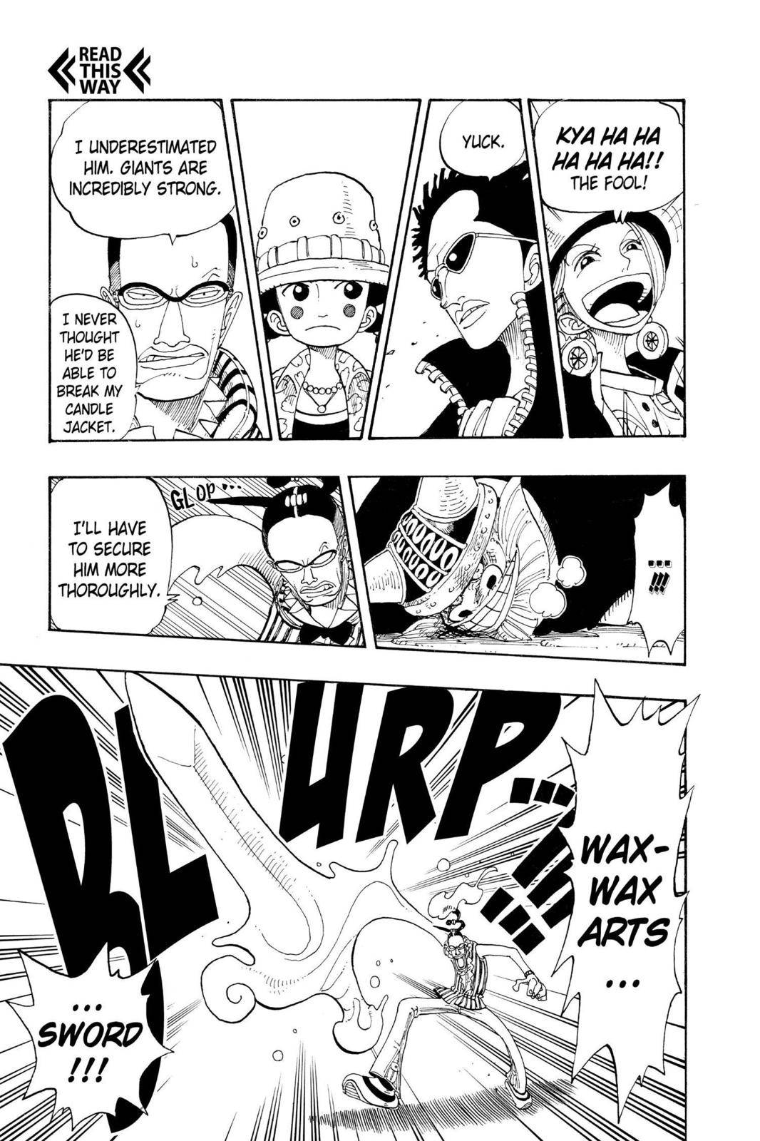 One Piece Chapter 122 Page 3