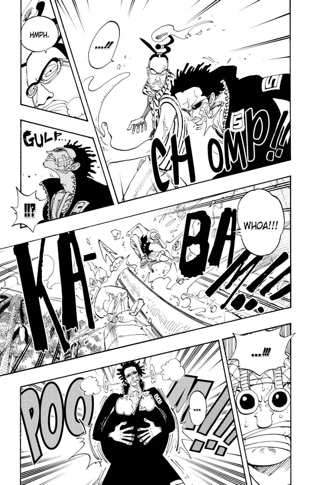 One Piece Chapter 123 Page 13