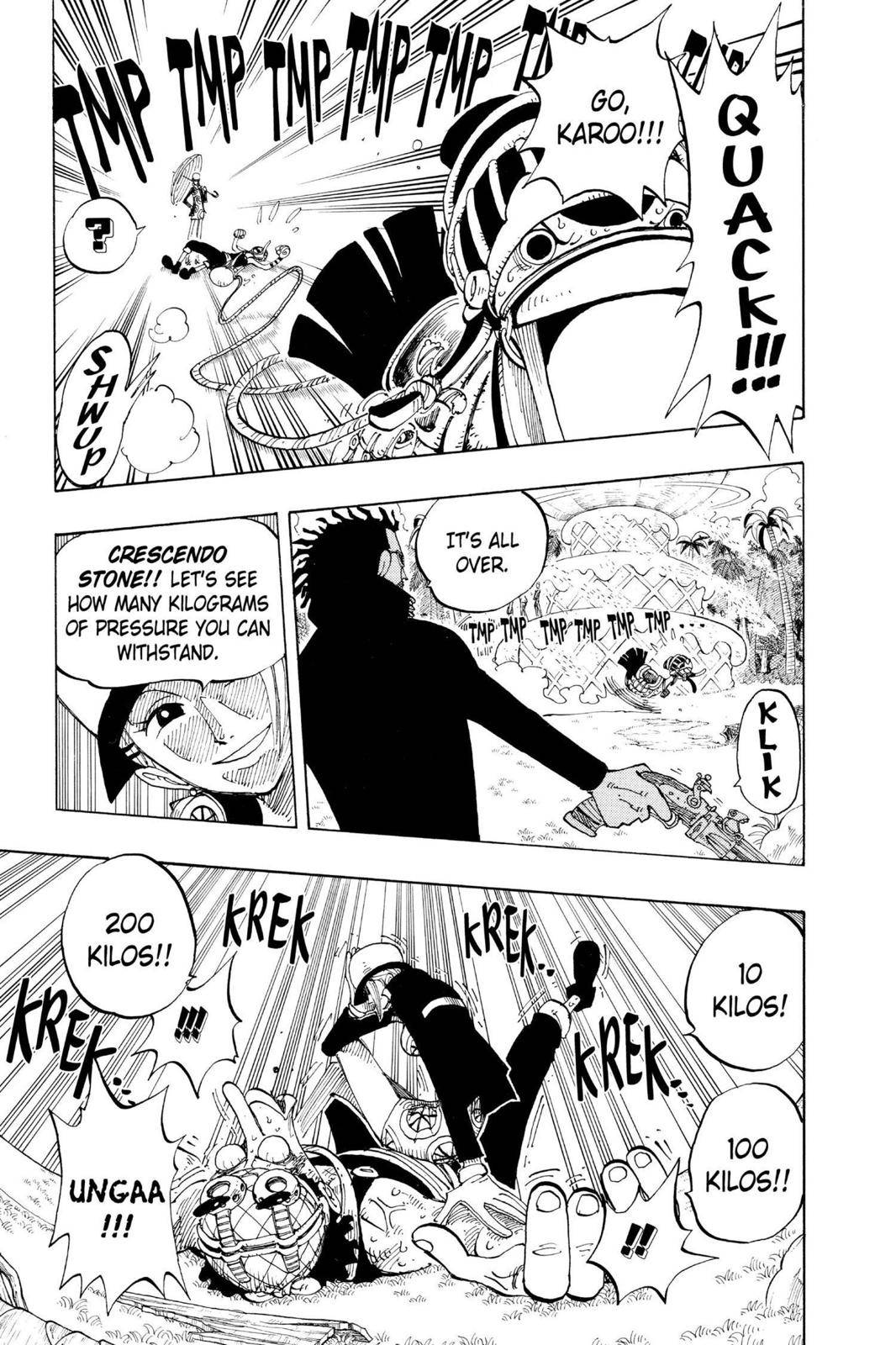 One Piece Chapter 125 Page 14