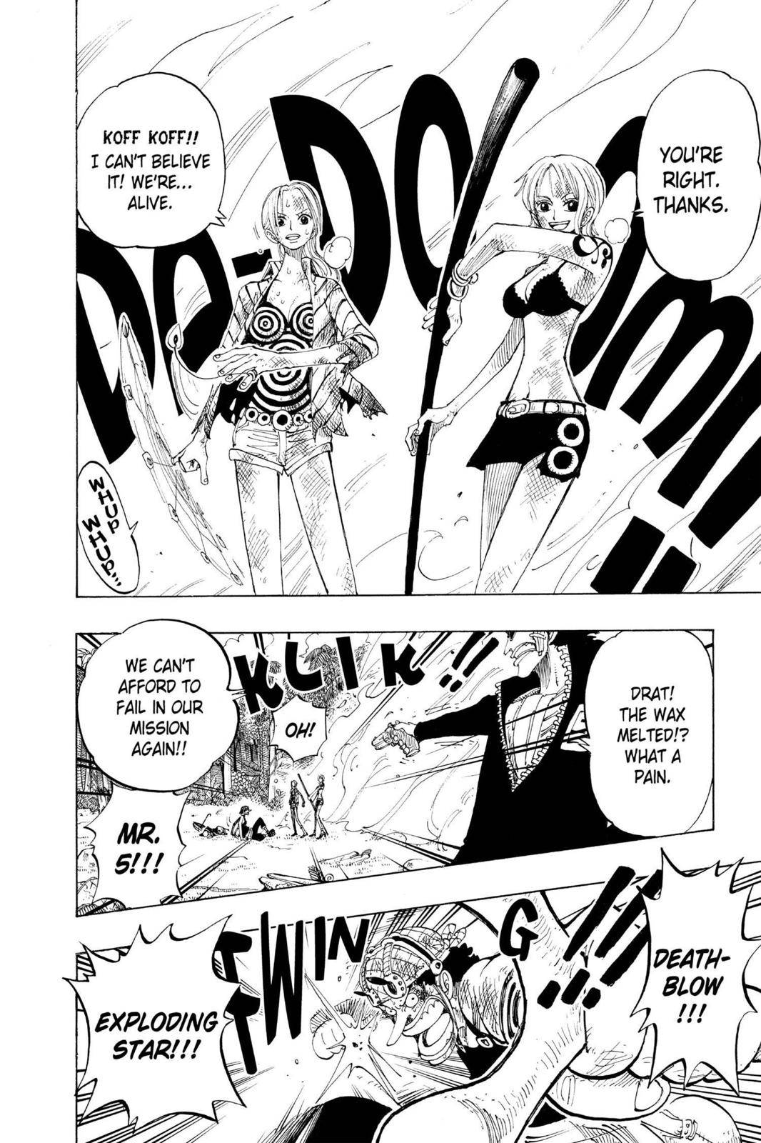 One Piece Chapter 126 Page 6