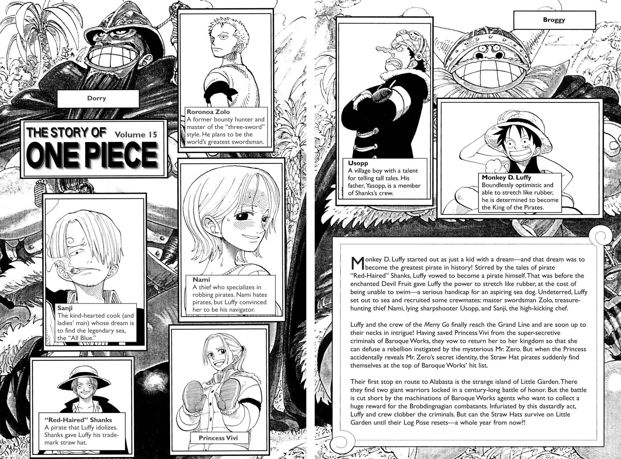 One Piece Chapter 127 Page 5