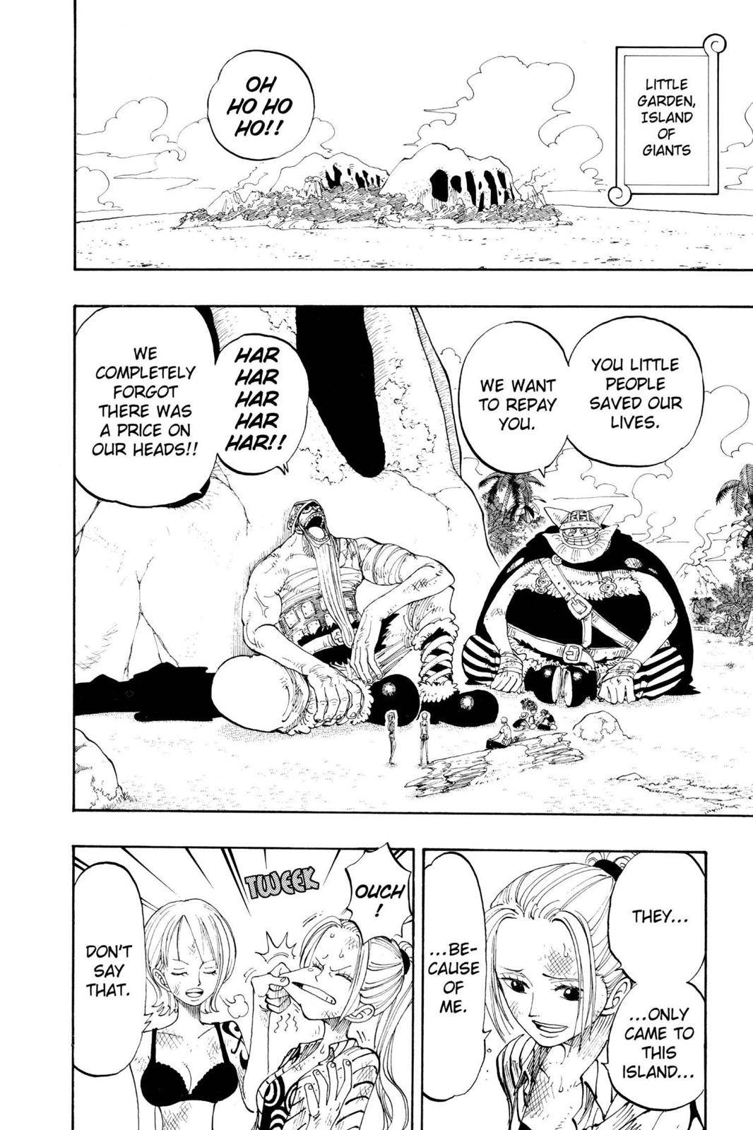 One Piece Chapter 128 Page 7