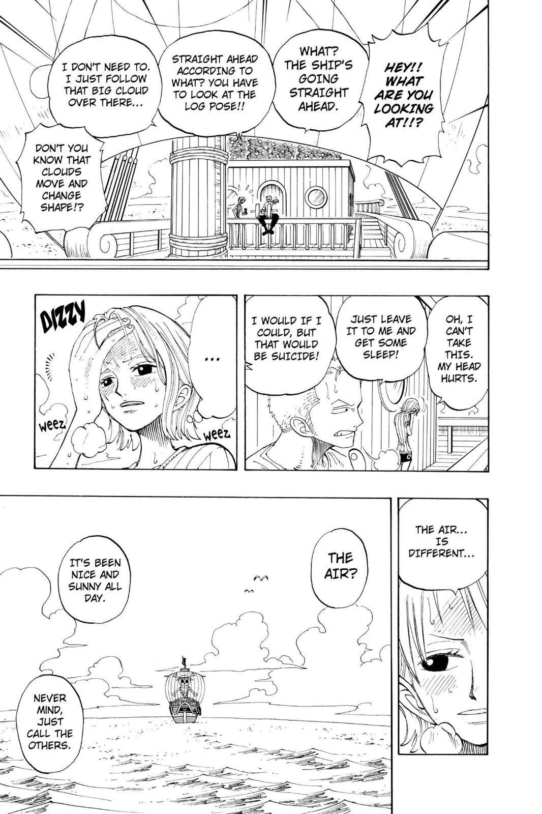One Piece Chapter 130 Page 11