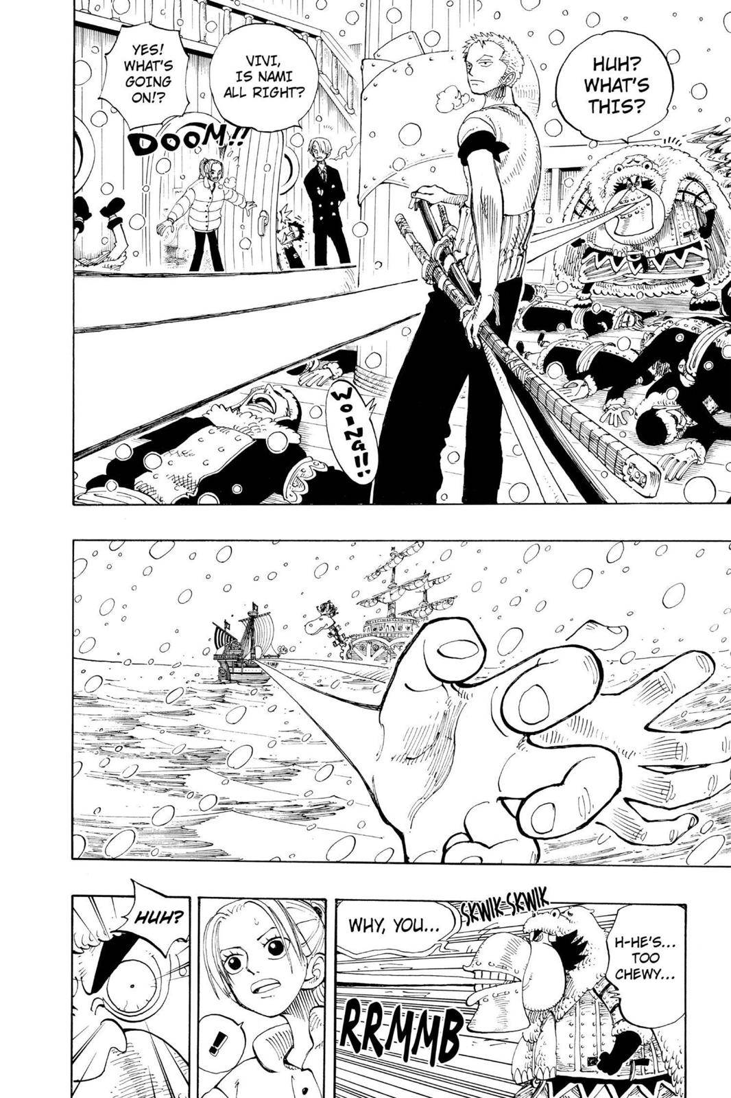One Piece Chapter 131 Page 18