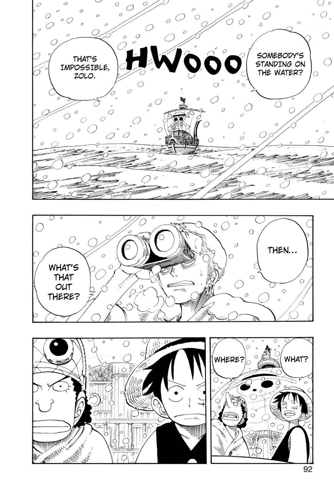 One Piece Chapter 131 Page 2