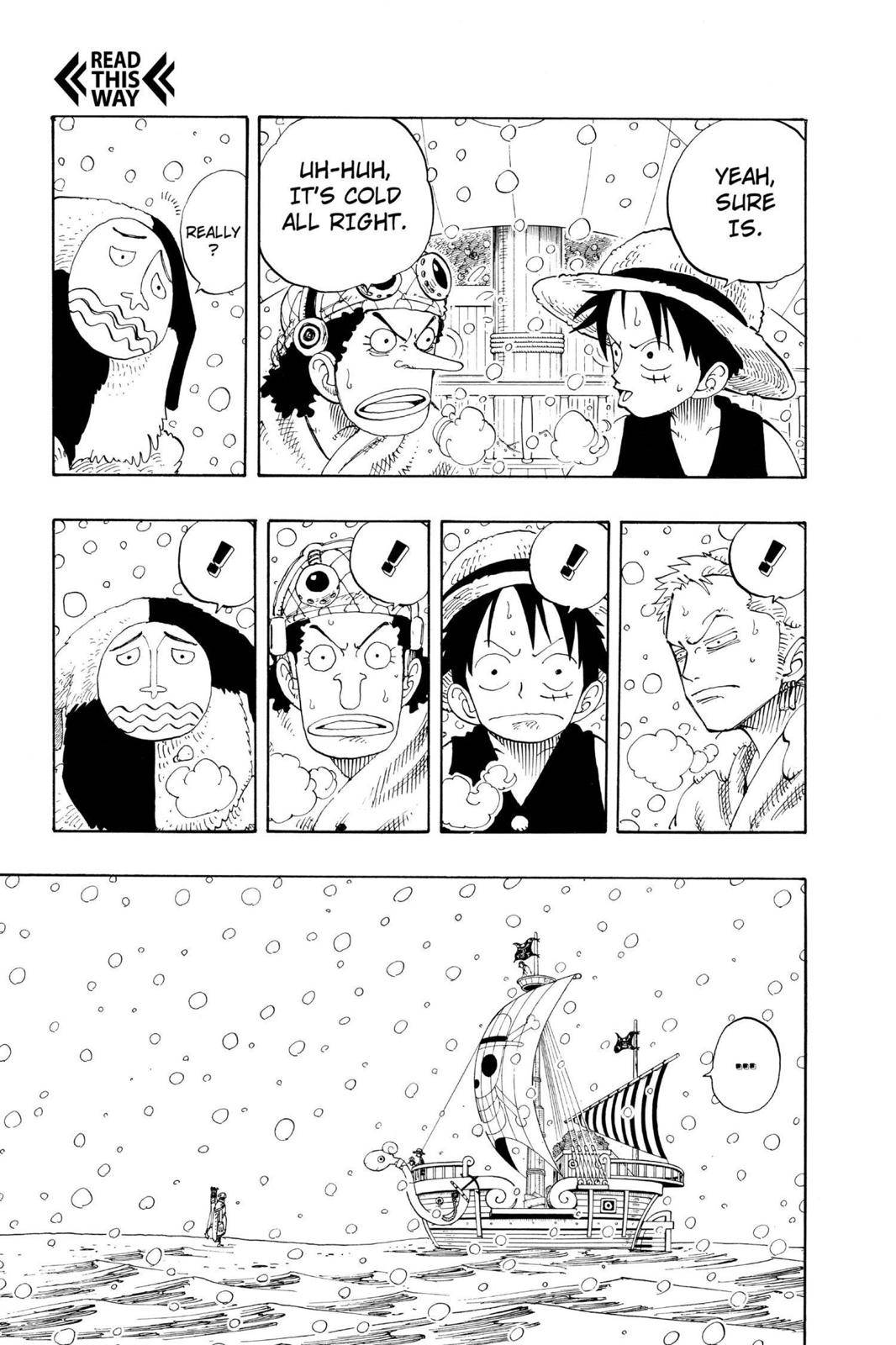 One Piece Chapter 131 Page 5