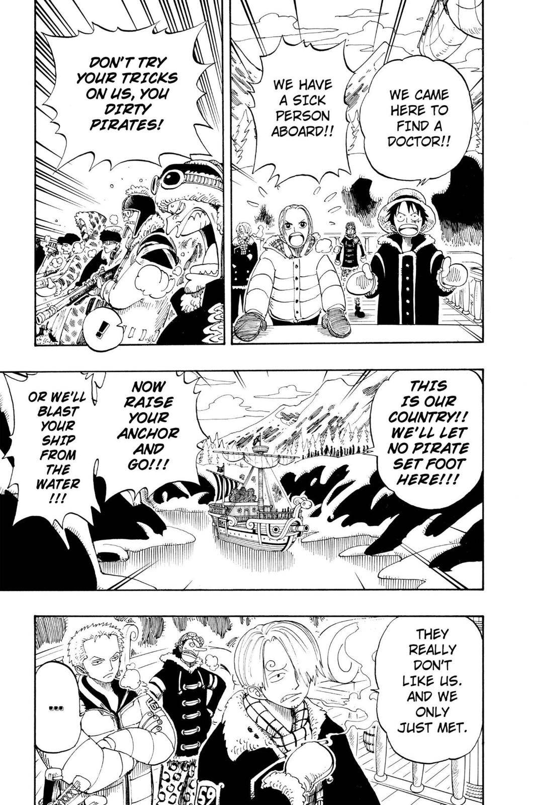 One Piece Chapter 132 Page 13