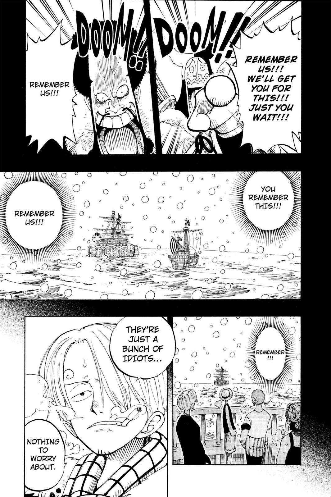 One Piece Chapter 132 Page 5