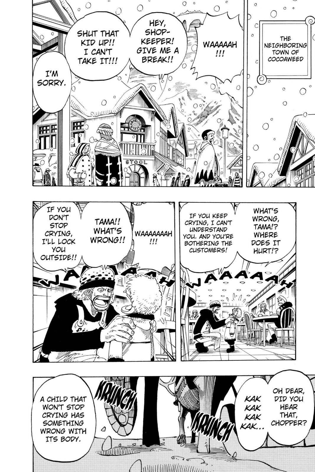 One Piece Chapter 134 Page 12