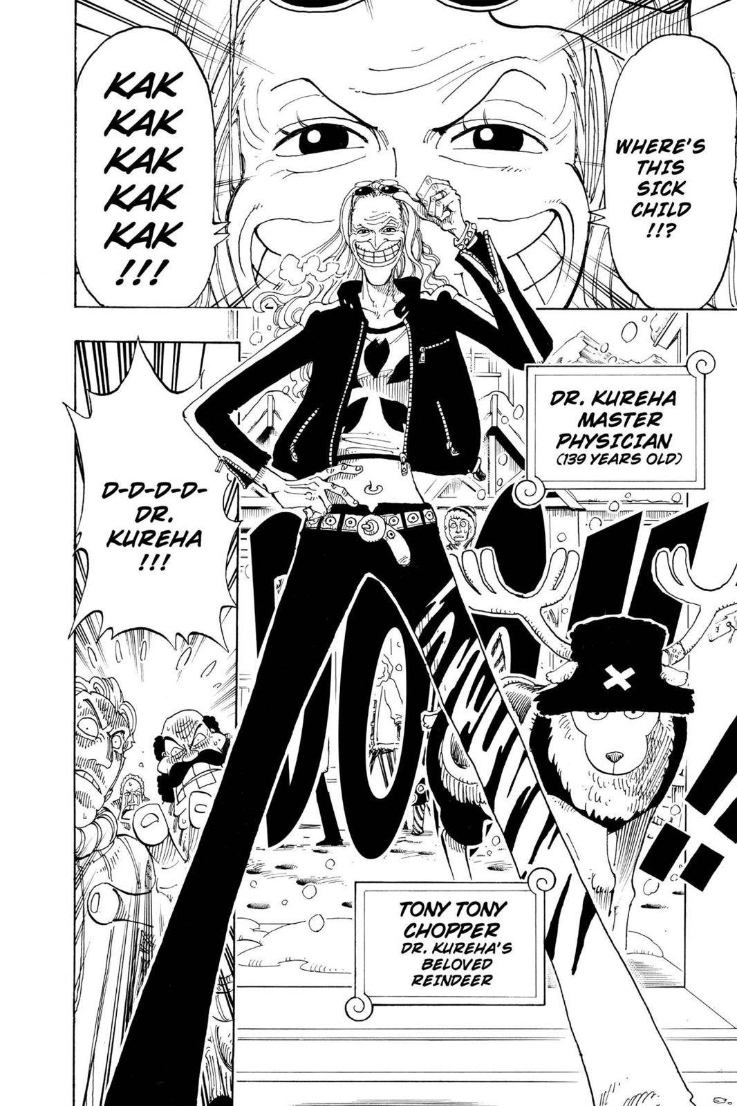 One Piece Chapter 134 Page 14