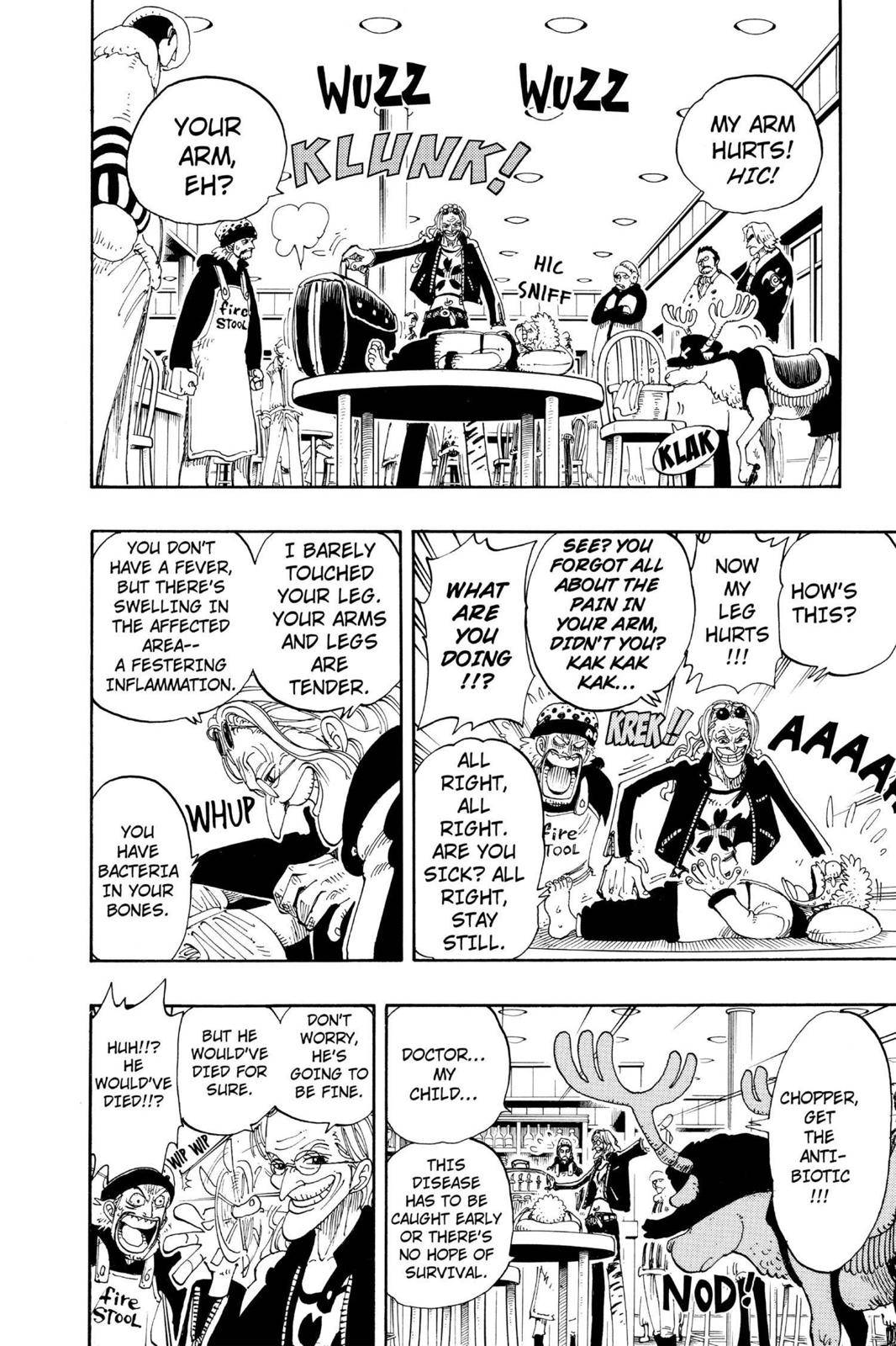 One Piece Chapter 134 Page 16