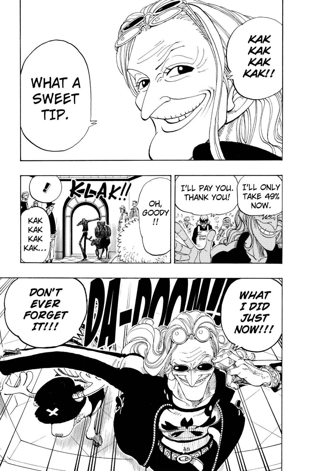 One Piece Chapter 134 Page 19