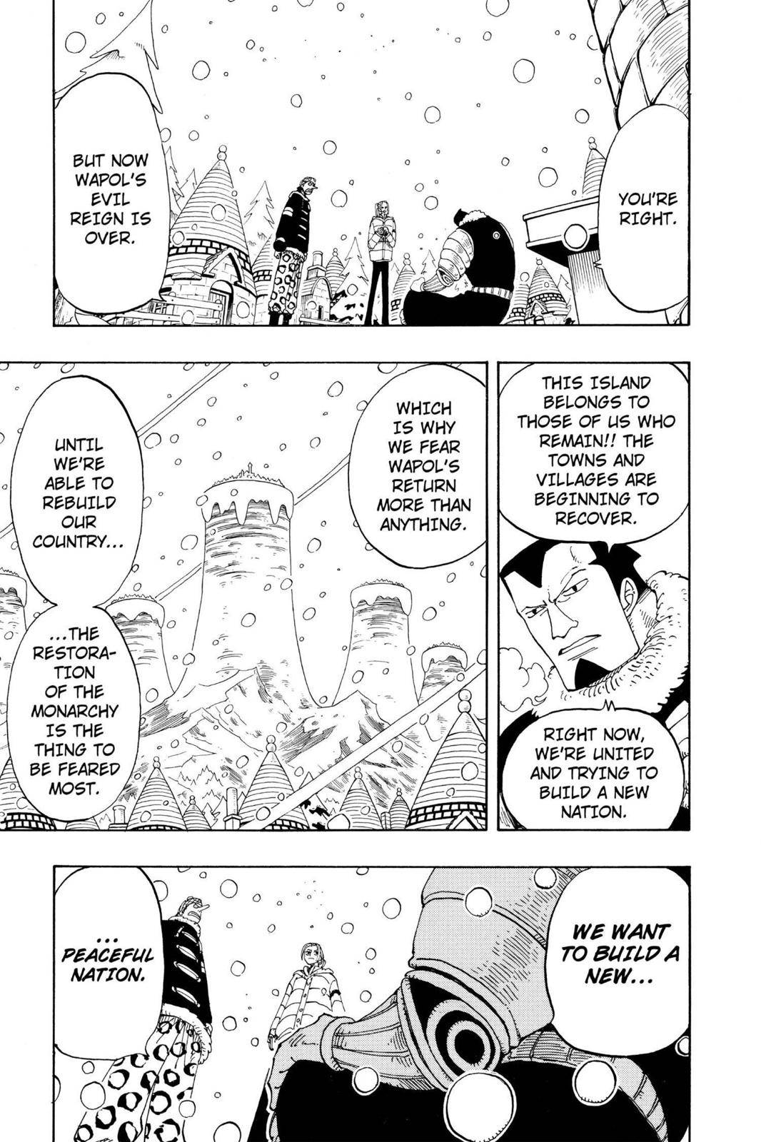 One Piece Chapter 134 Page 5