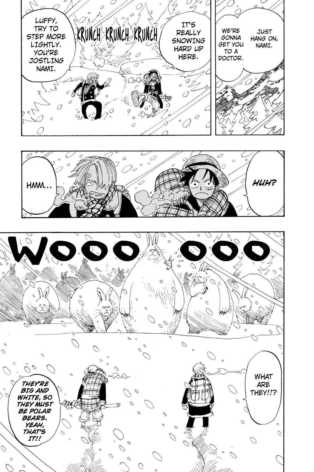 One Piece Chapter 134 Page 9