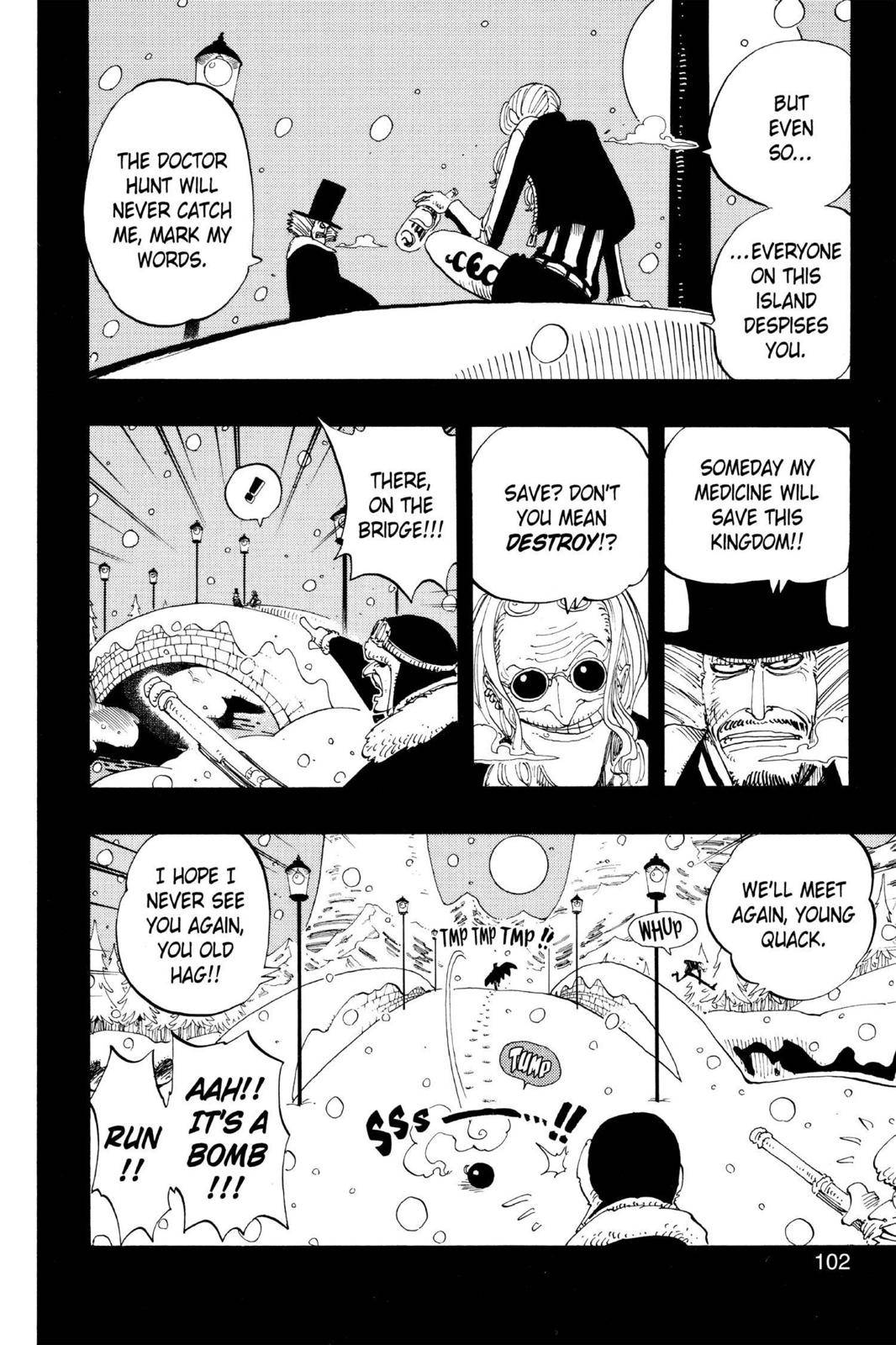 One Piece Chapter 141 Page 14