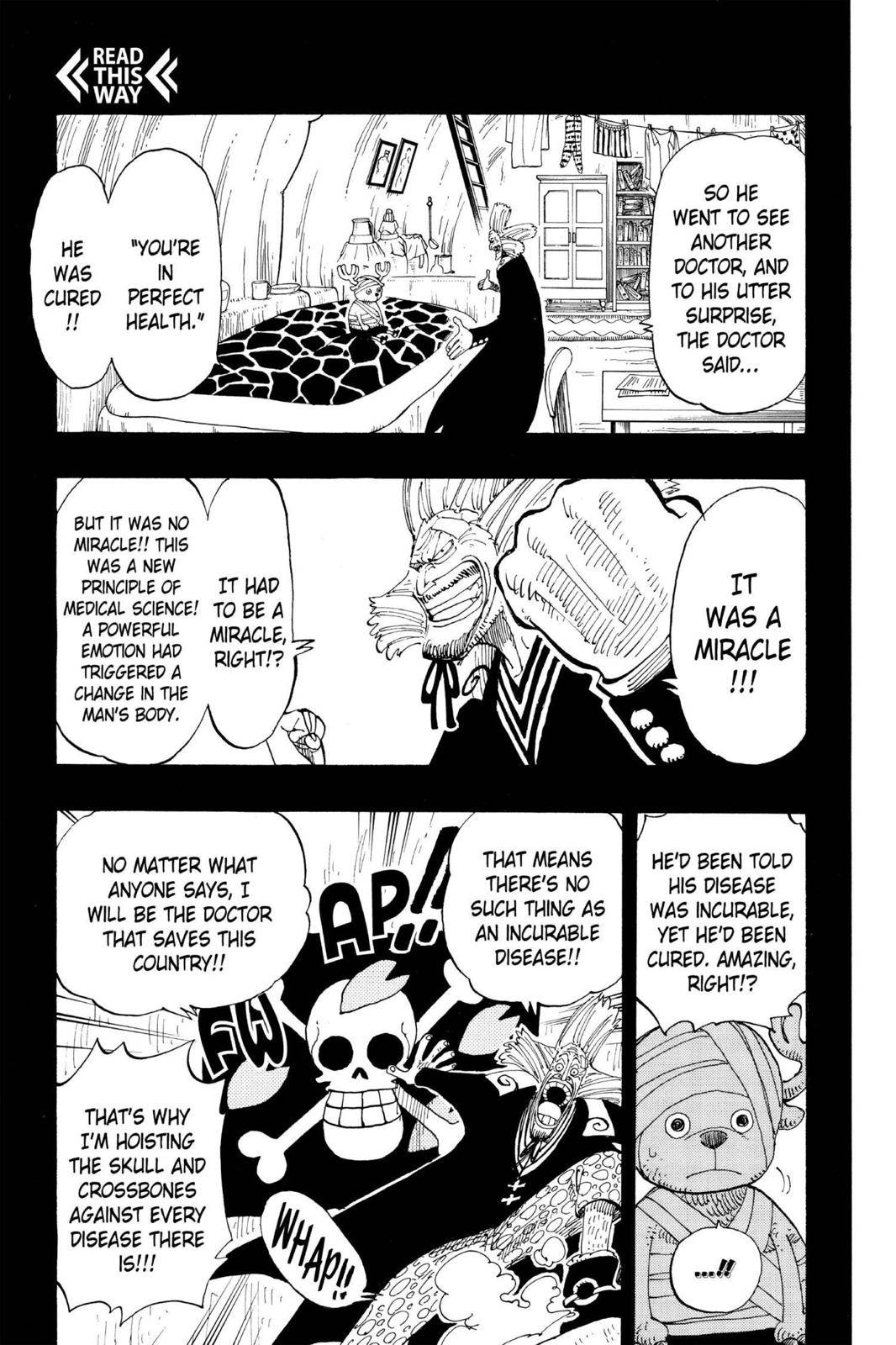 One Piece Chapter 142 Page 11