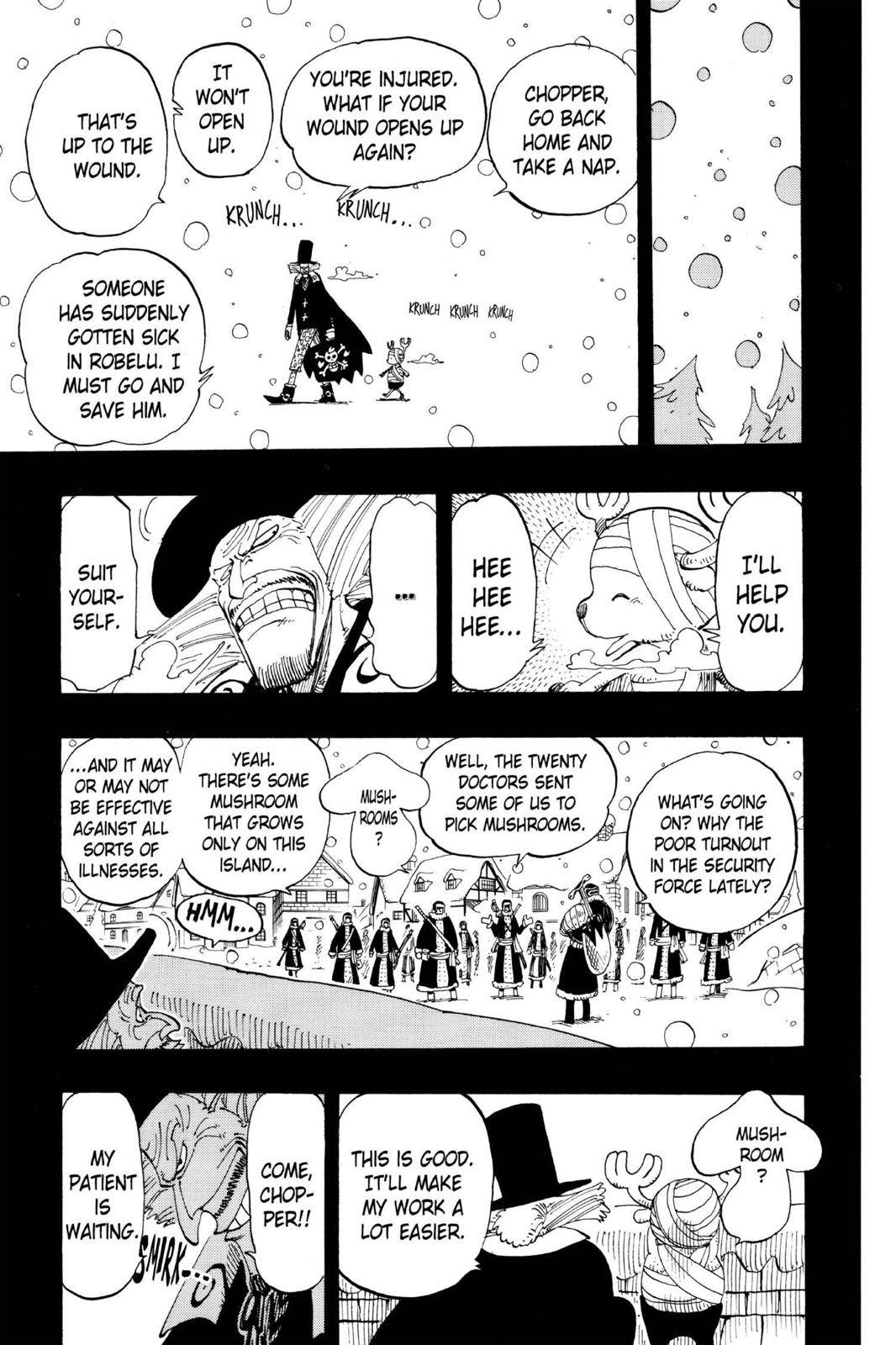 One Piece Chapter 142 Page 13