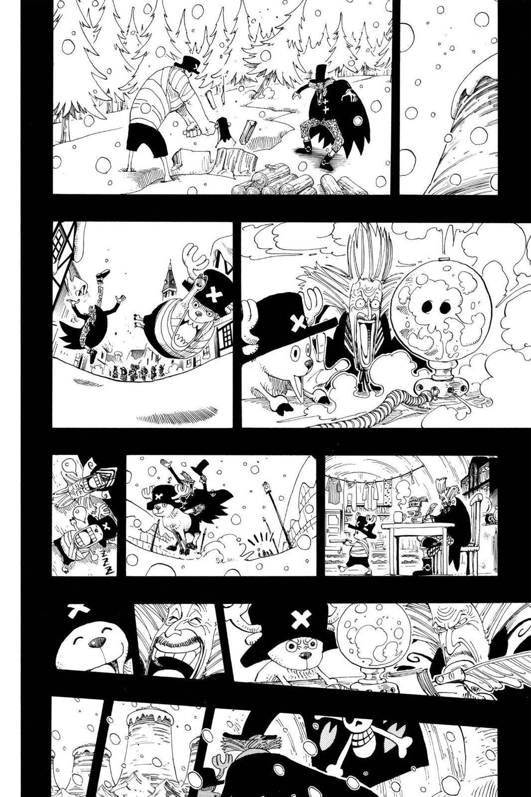 One Piece Chapter 142 Page 16