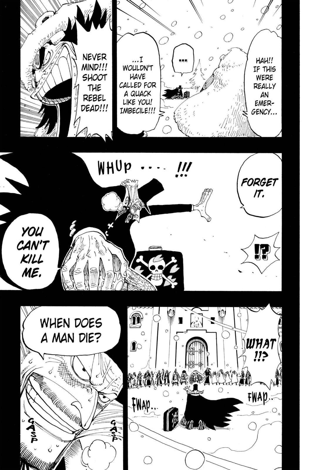 One Piece Chapter 145 Page 5