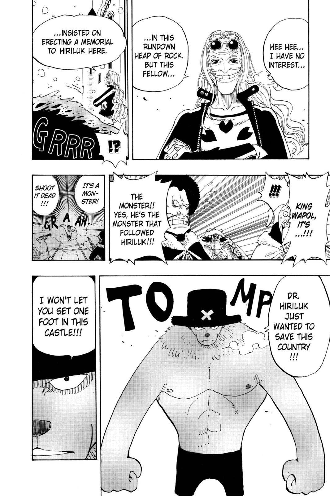 One Piece Chapter 146 Page 14